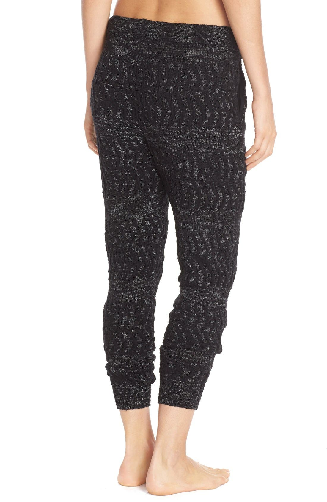 Alternate Image 2  - Free People 'Road Trip' Cotton Blend Joggers