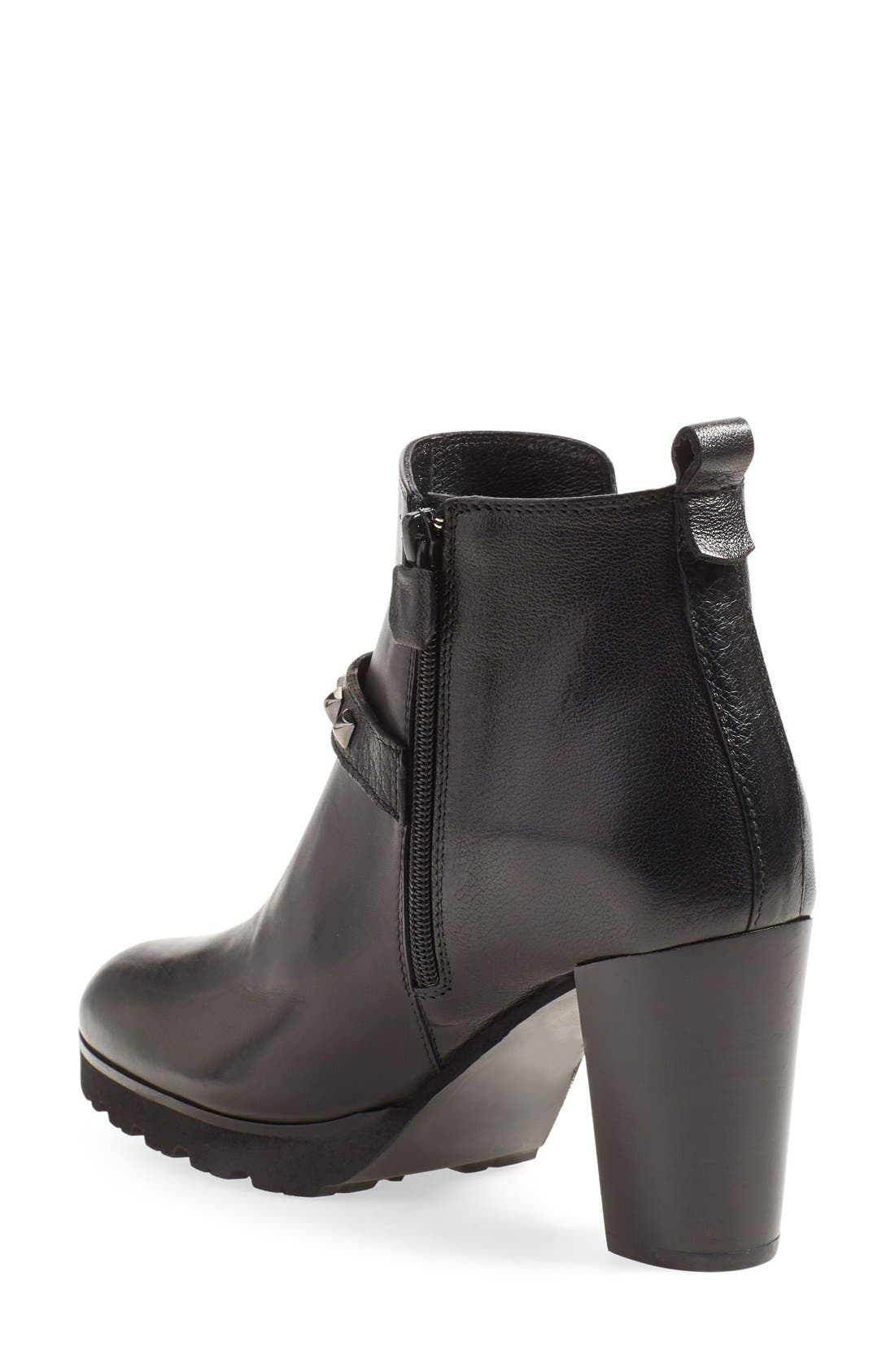 Alternate Image 2  - Anyi Lu 'Zayra' Moto Boot (Women)