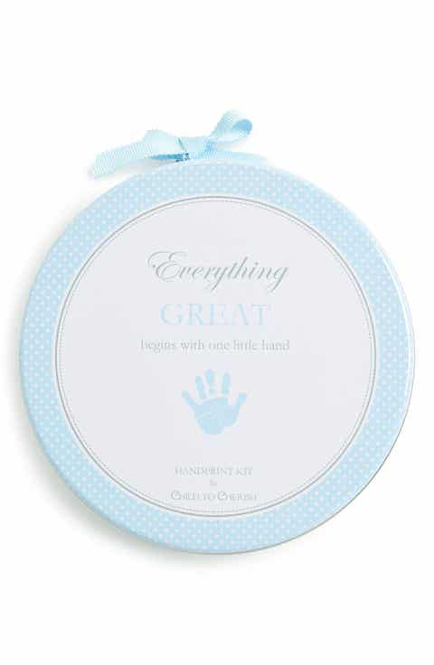 Personalized baby gifts nordstrom child to cherish handprint kit negle Choice Image