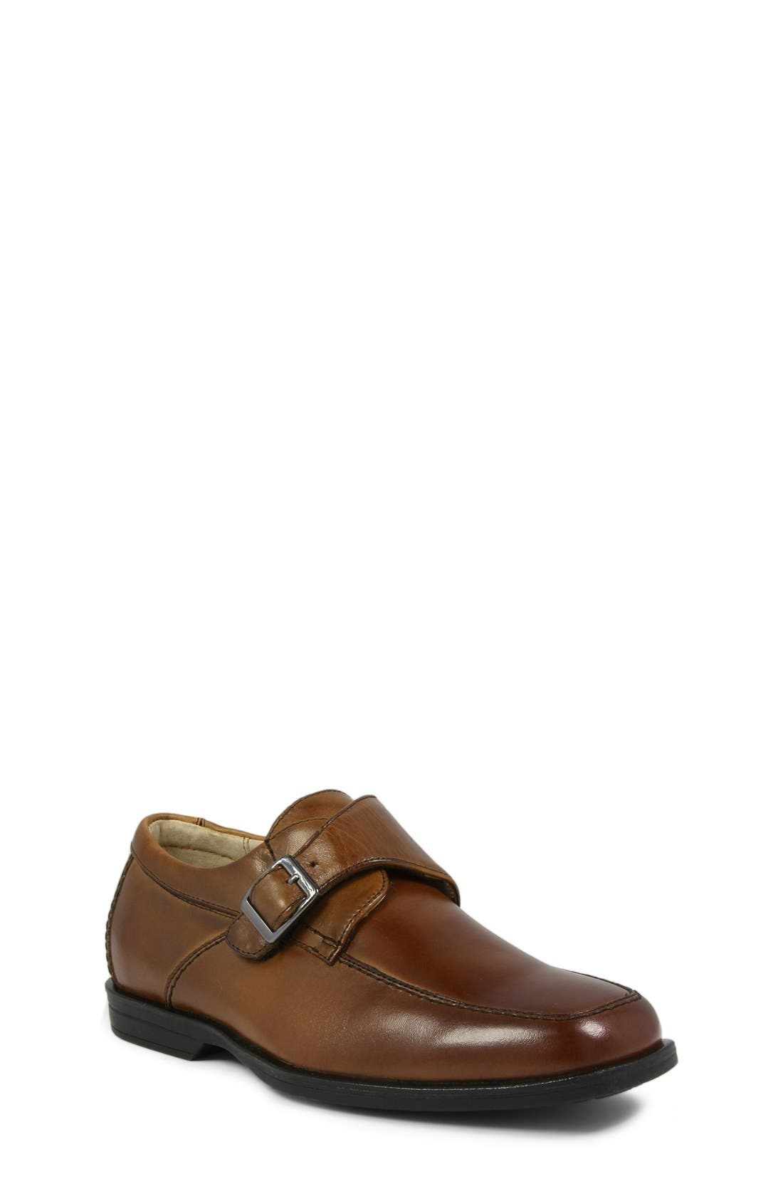 Florsheim 'Reveal' Monk Strap Slip-On (Toddler, Little Kid & Big Kid)