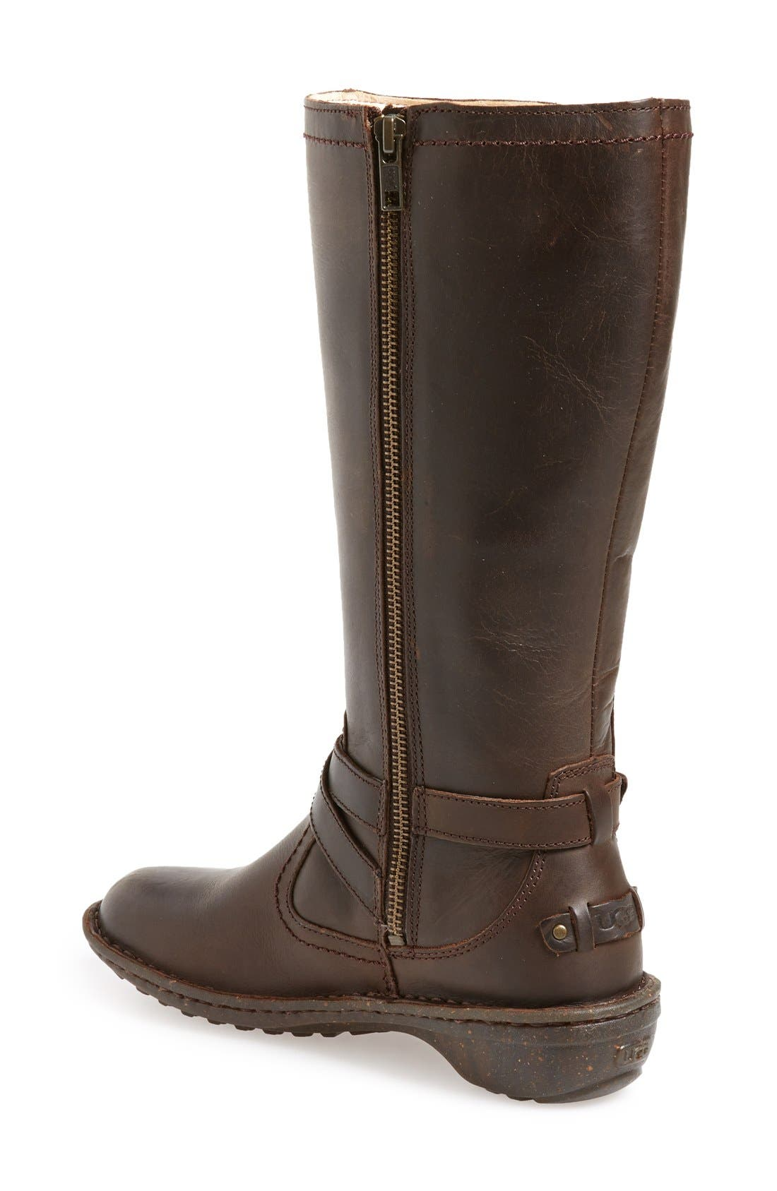 Alternate Image 2  - UGG® Rosen Tall Boot (Women)