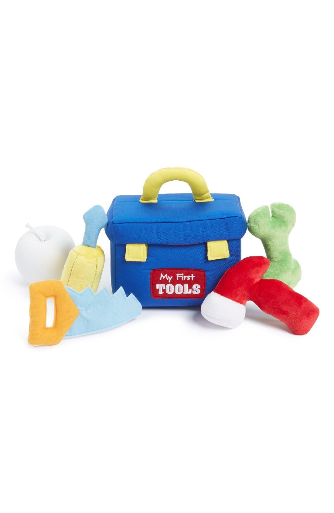 Gund 'My First Toolbox' Plush Play Set