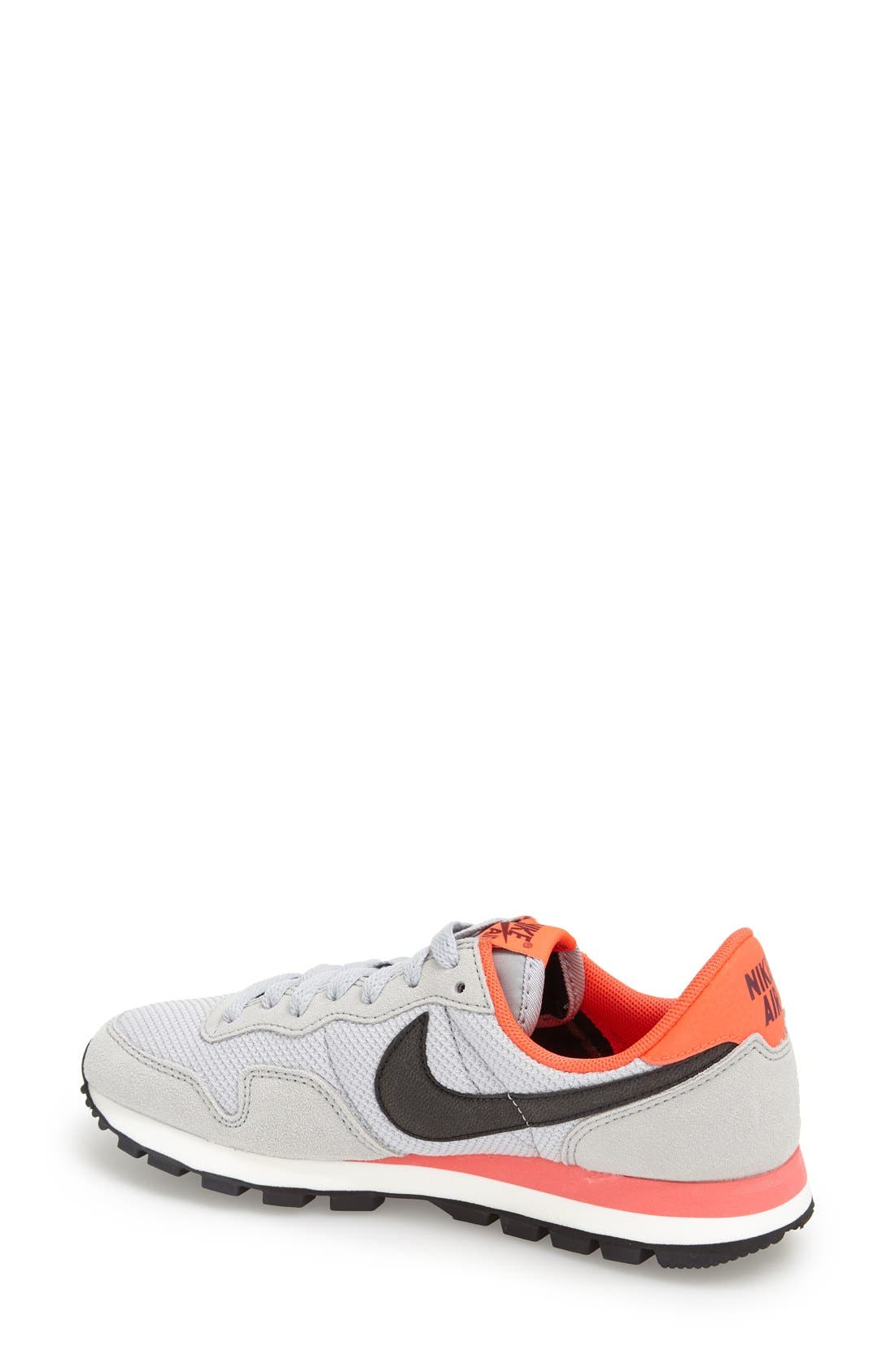'Air Pegasus 83' Sneaker,                             Alternate thumbnail 2, color,                             Grey/ Black/ Red