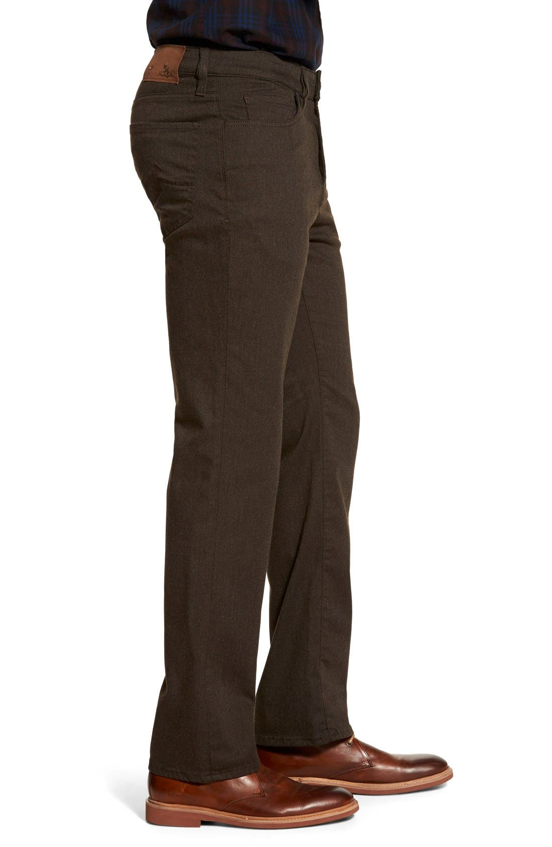 Alternate Image 7  - 34 Heritage 'Charisma' Relaxed Fit Jeans (Mocca Luxe)