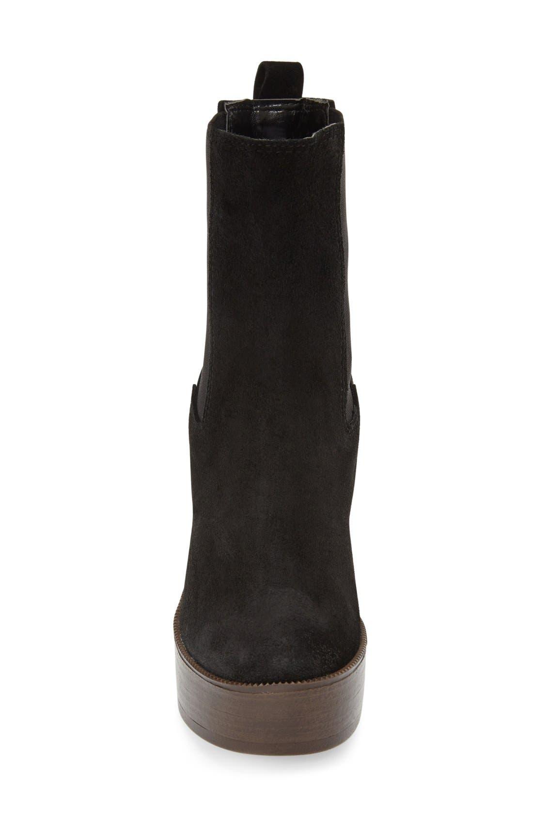 Alternate Image 3  - Topshop 'Holly 70s' Platform Boot (Women)