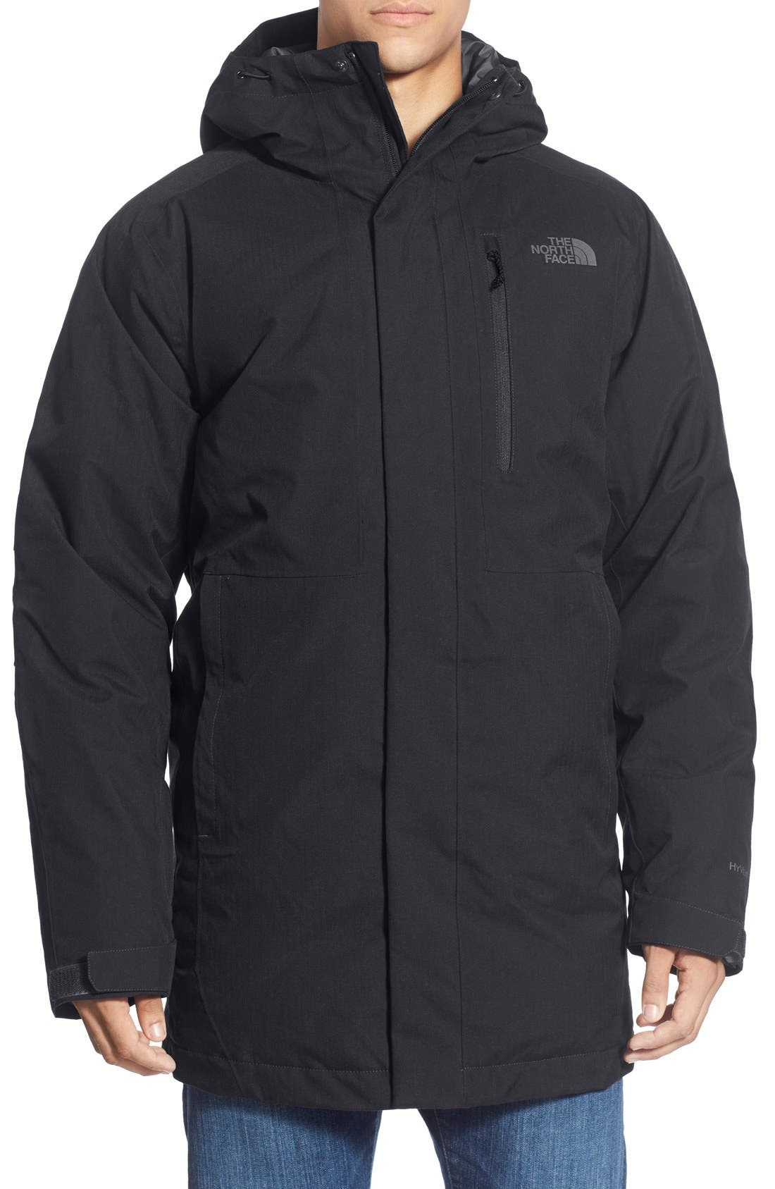 The North Face 'Mount Elbert' Hooded Waterproof Parka | Nordstrom
