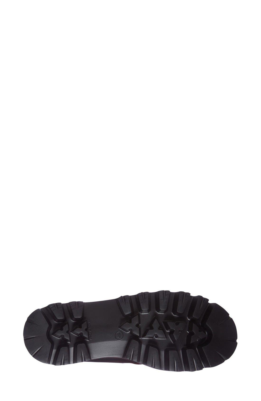Alternate Image 4  - Rokail Lug Loafer (Women)