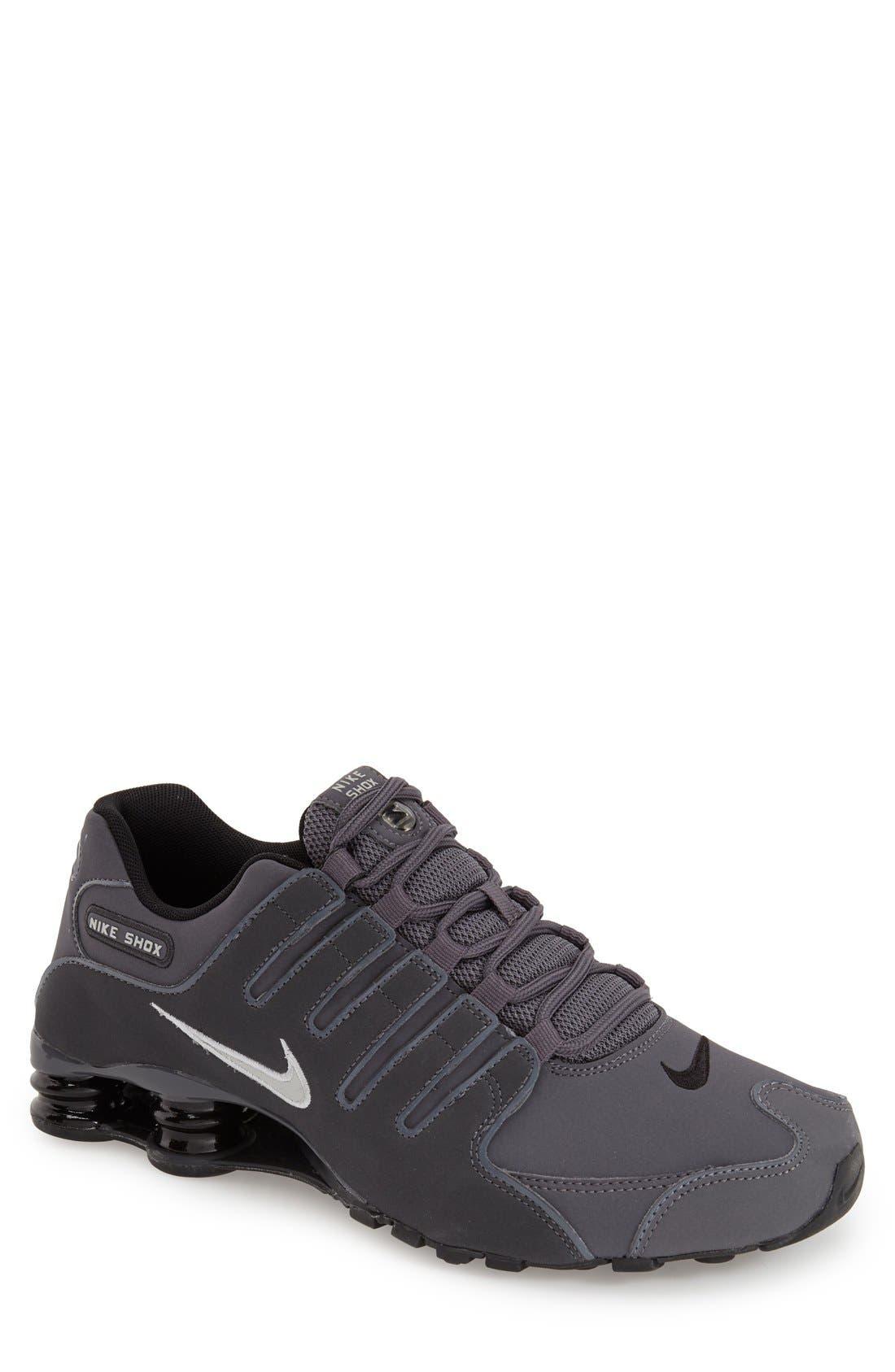 Alternate Image 1 Selected - Nike 'Shox NZ' Running Shoe (Men)