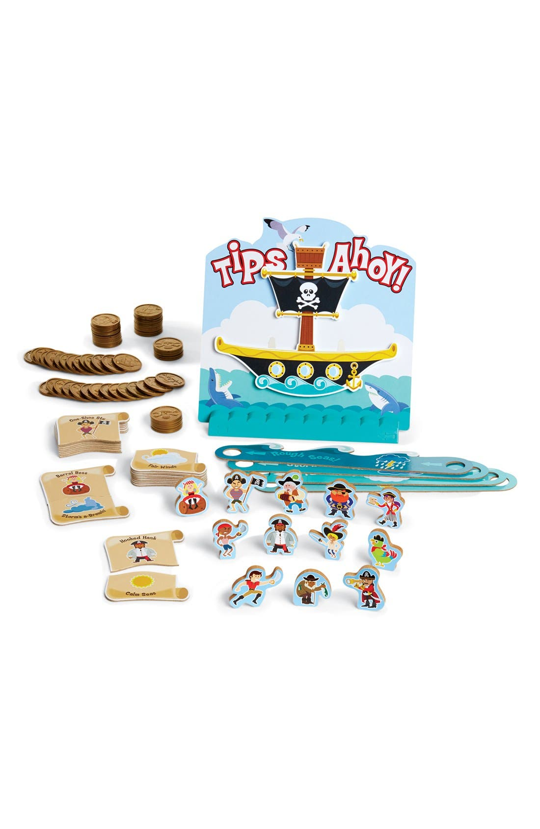 Alternate Image 2  - Melissa & Doug 'Tips Ahoy' Game
