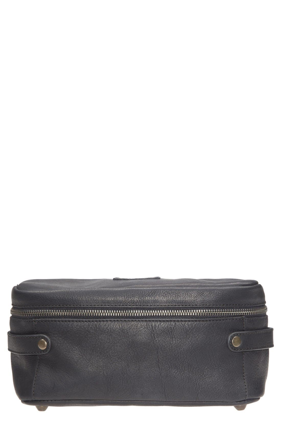 Will Leather Goods 'Desmond' Travel Kit