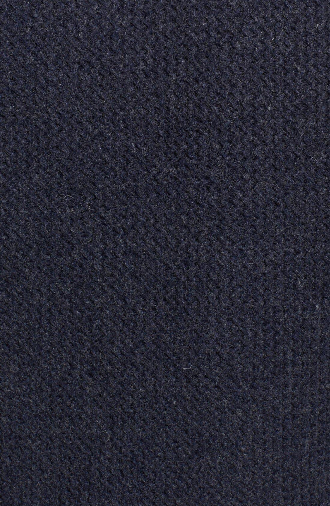 Alternate Image 5  - Schott NYC Regular Fit Shawl Collar Sweater