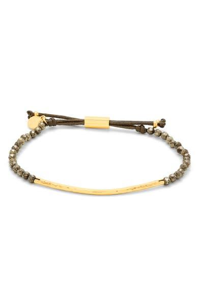 Main Image - gorjana Power Stone Bracelet