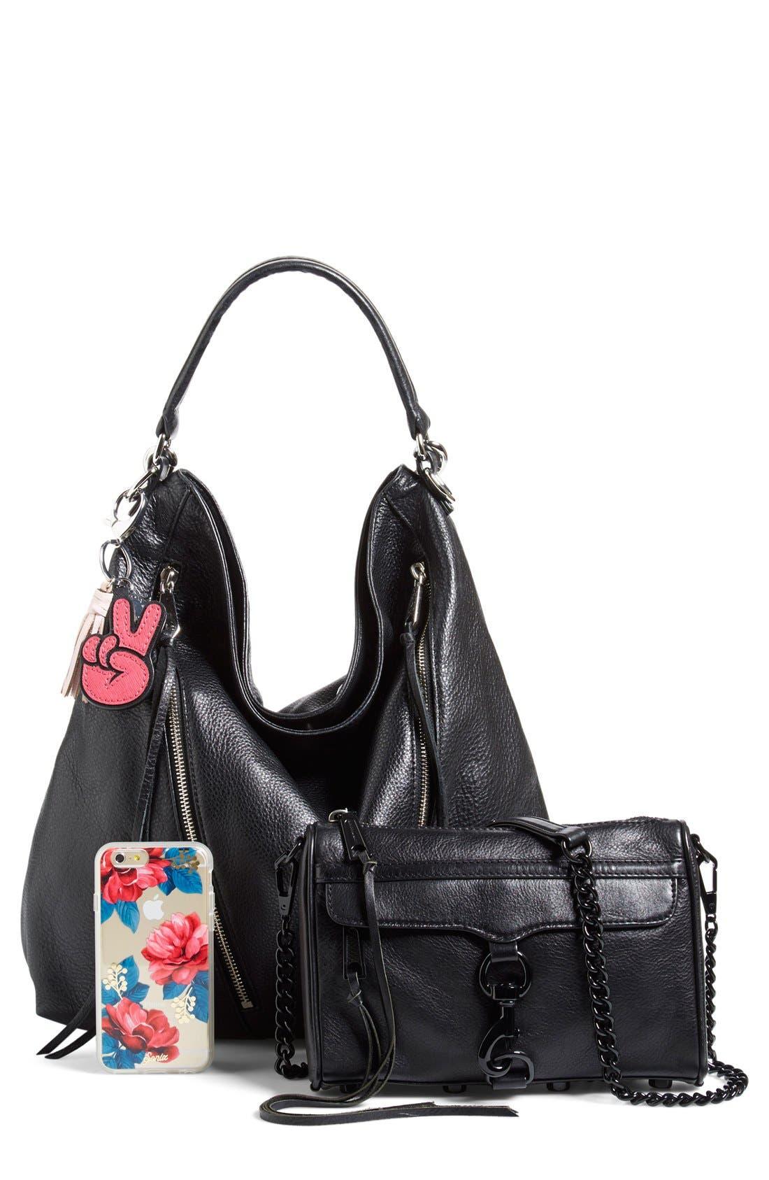 Alternate Image 7  - Rebecca Minkoff 'Moto' Hobo Bag