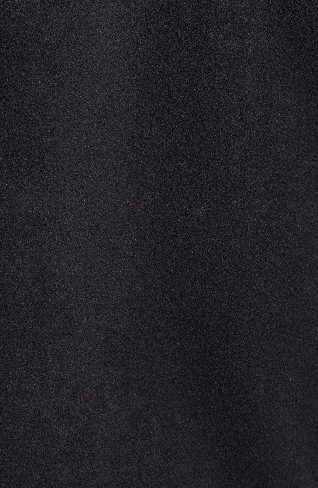 Alternate Image 5  - Hart Schaffner Marx Douglas Modern Fit Wool & Cashmere Overcoat