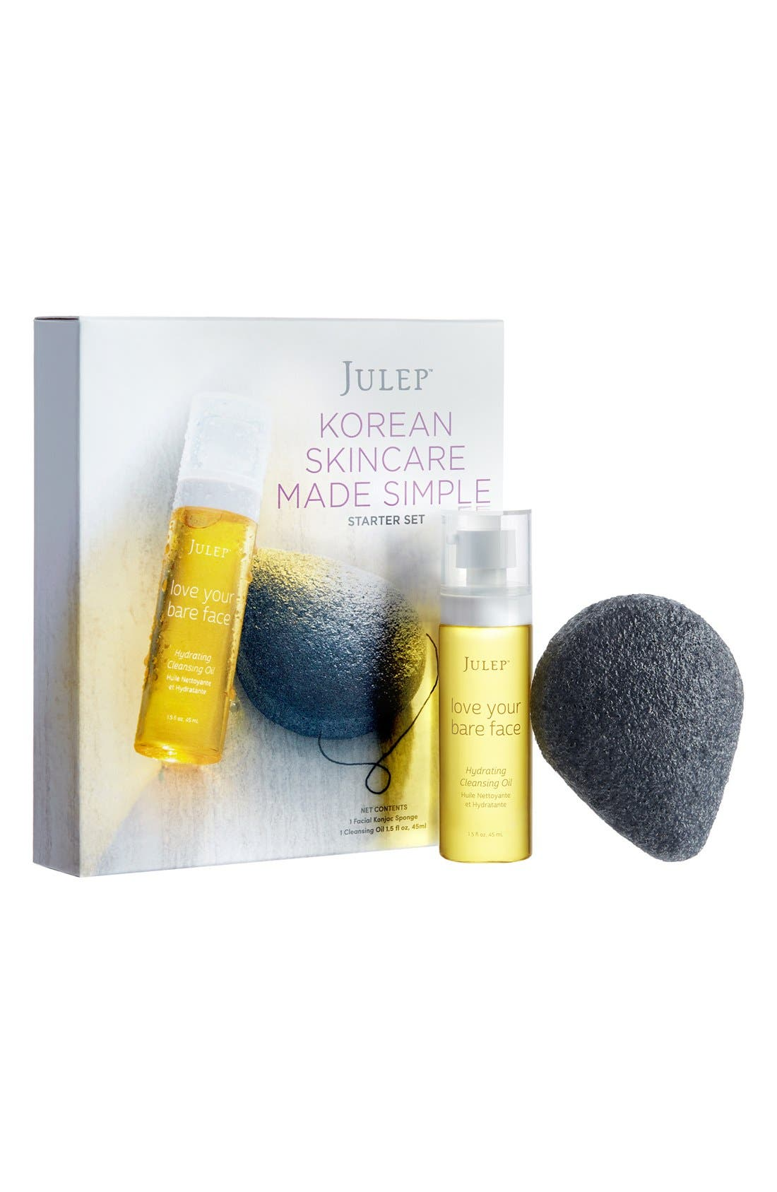 Julep™ 'Korean Skincare Made Simple' Starter Set ($24 Value)