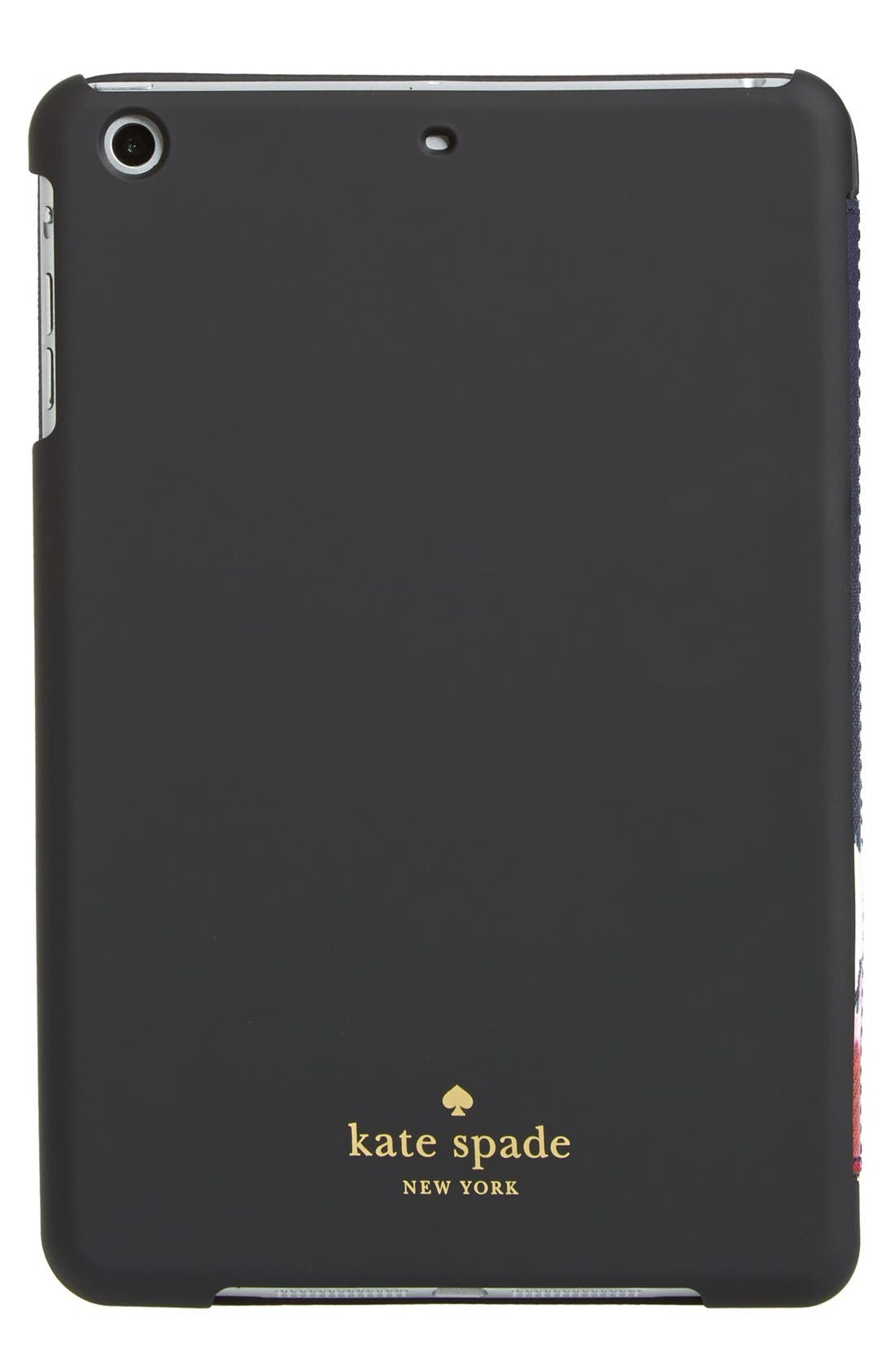 Alternate Image 4  - kate spade new york 'hazy floral' iPad Mini hardcase folio