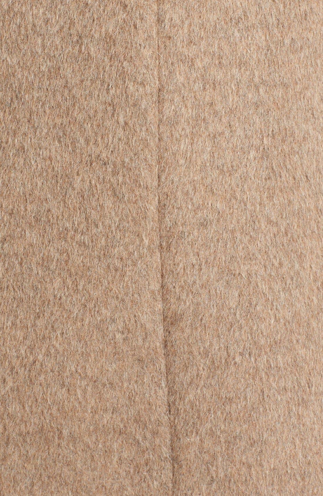 Alternate Image 5  - Cole HaanAlpaca & Wool Wrap Coat