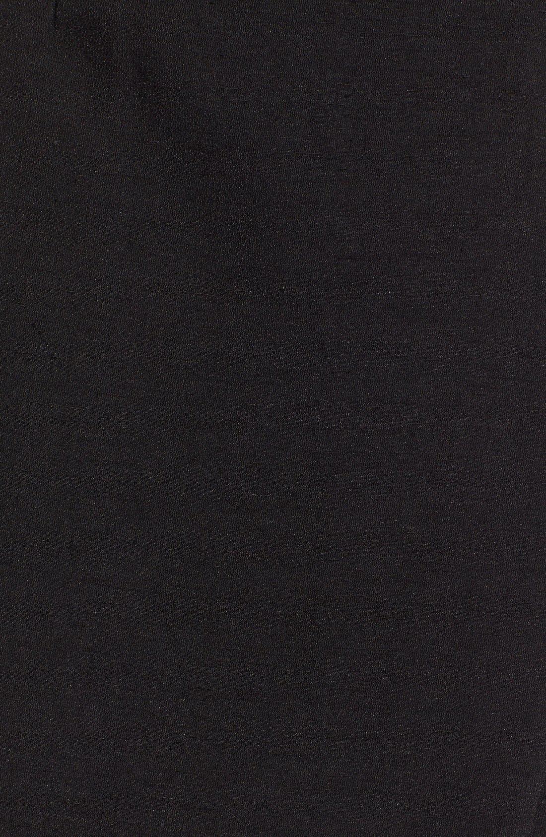 Alternate Image 5  - C/MEO Collective 'Stand Still' Tie Belt Midi Dress