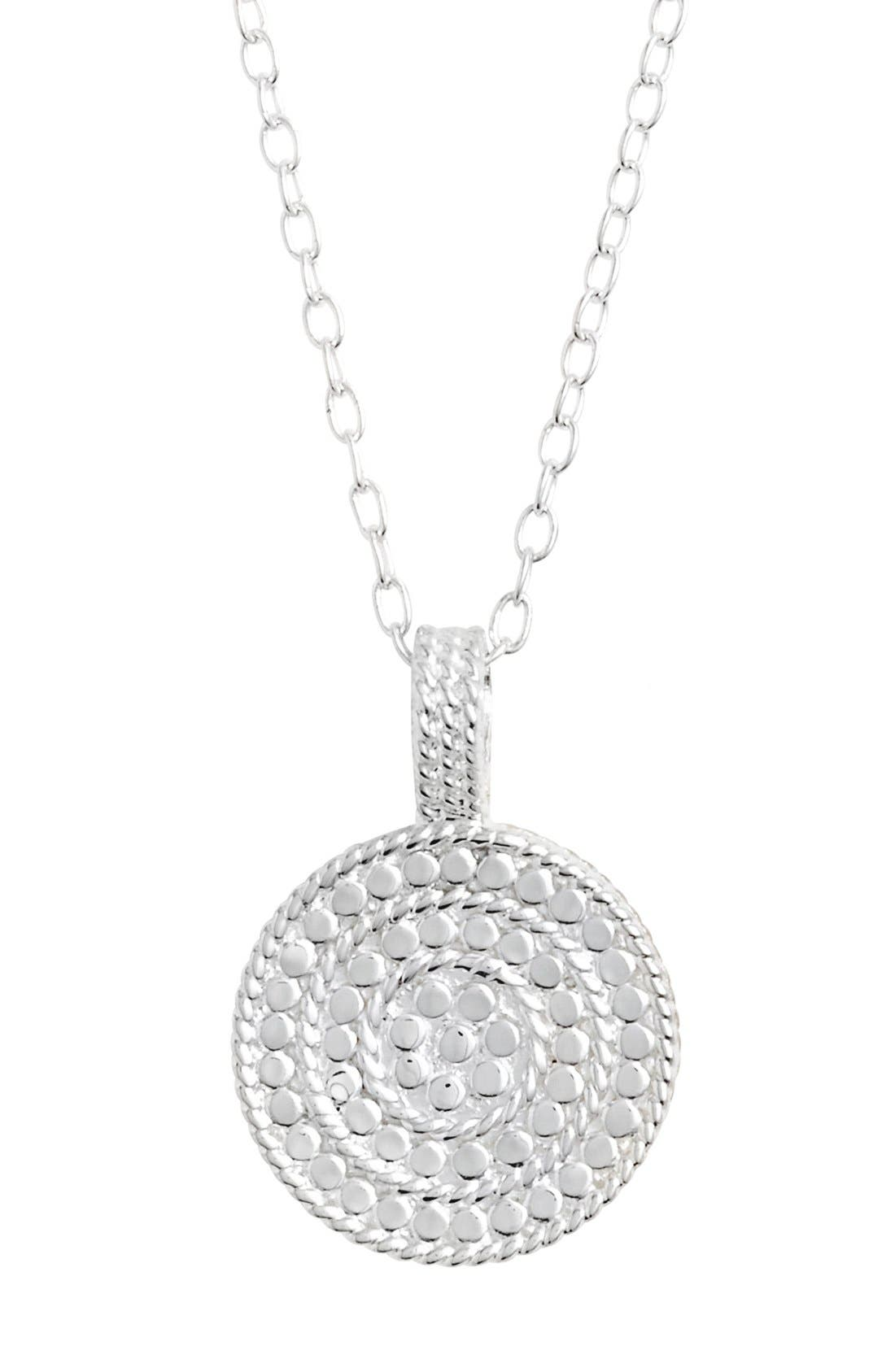 Alternate Image 3  - Anna Beck Jewelry That Makes a Difference Circle of Life Pendant Necklace