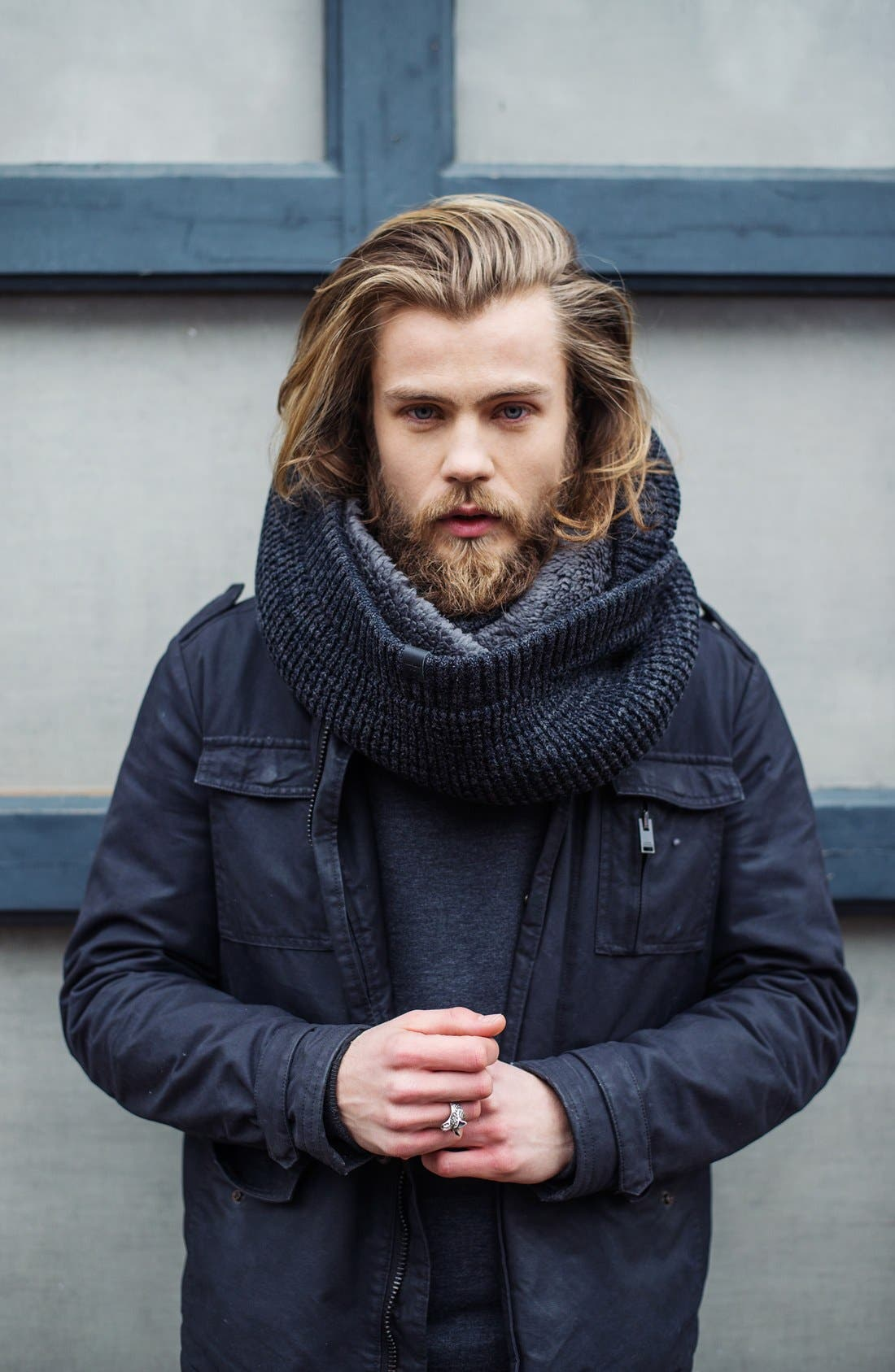 Alternate Image 2  - Bickley + Mitchell Infinity Scarf