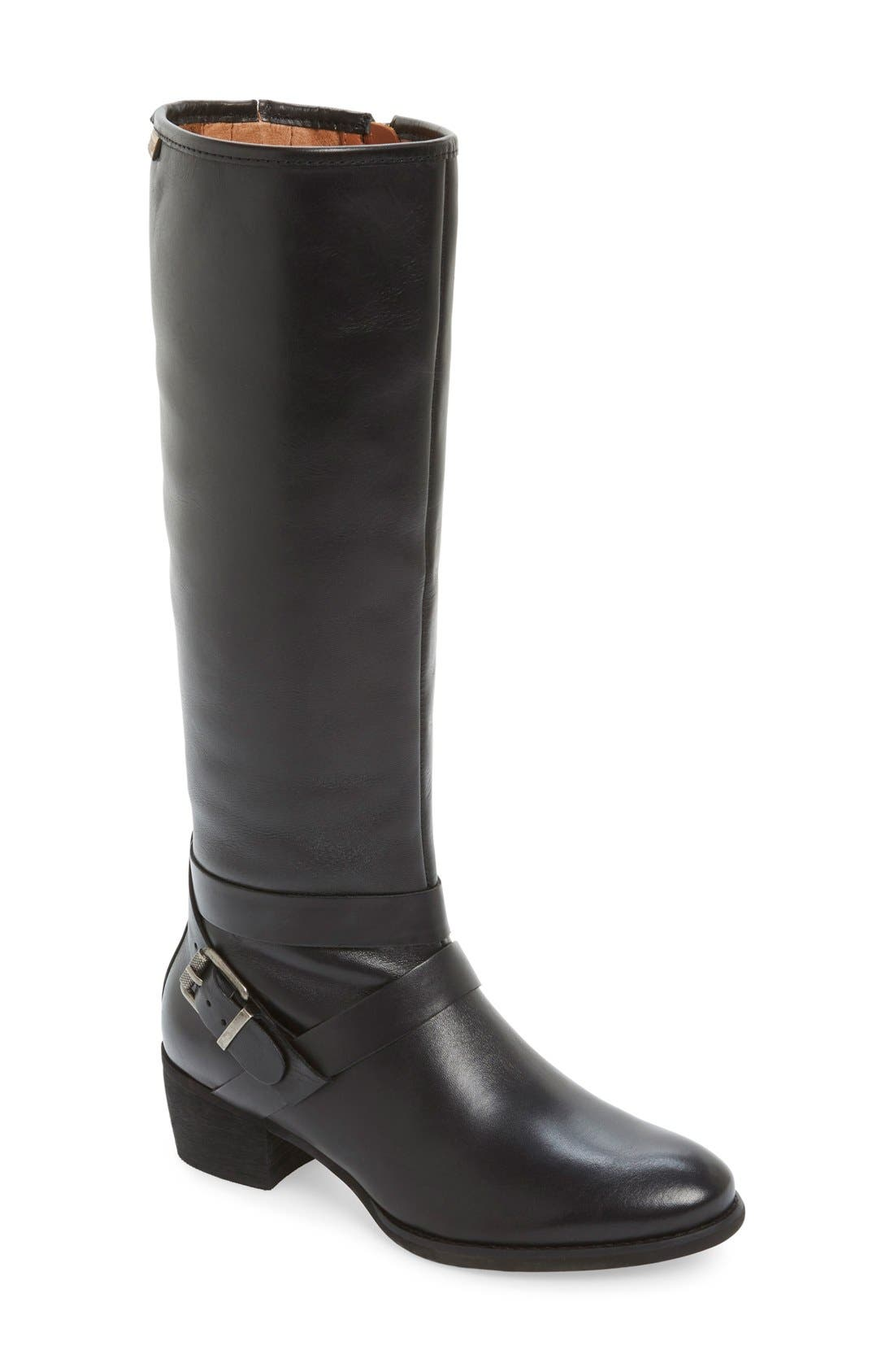 Alternate Image 1 Selected - PIKOLINOS 'Hamilton' Knee High Boot (Women)