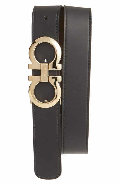 f5b8eba862 Salvatore Ferragamo Reversible Leather Belt
