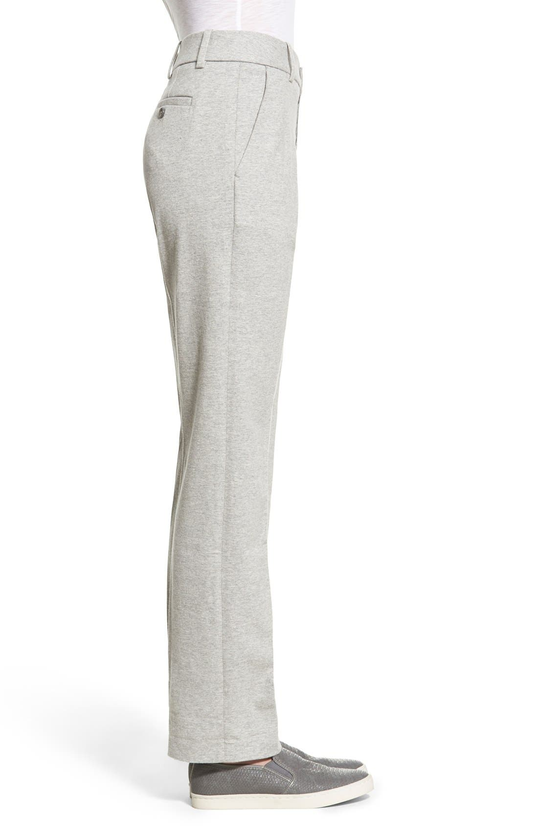 Alternate Image 3  - James Perse Cotton Jersey Trousers