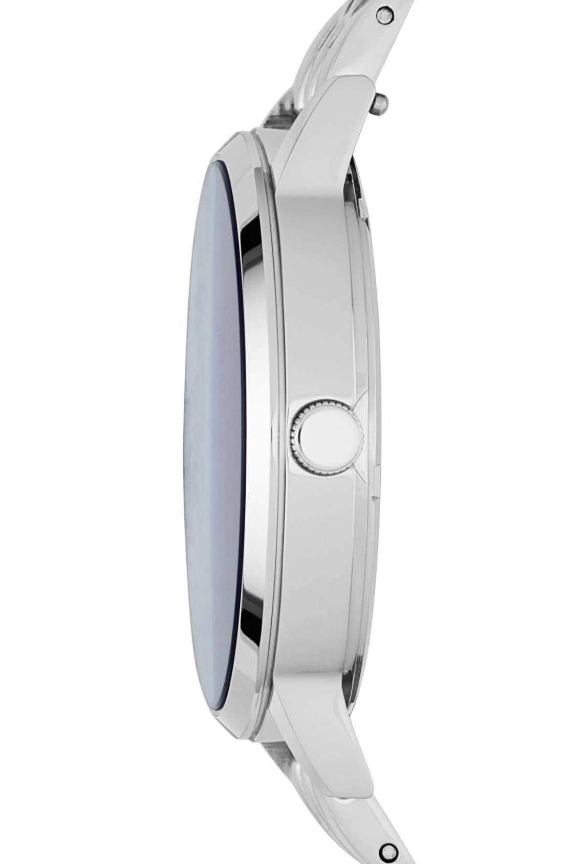 Alternate Image 2  - Fossil 'Vintage Muse' Multifunction Bracelet Watch, 40mm