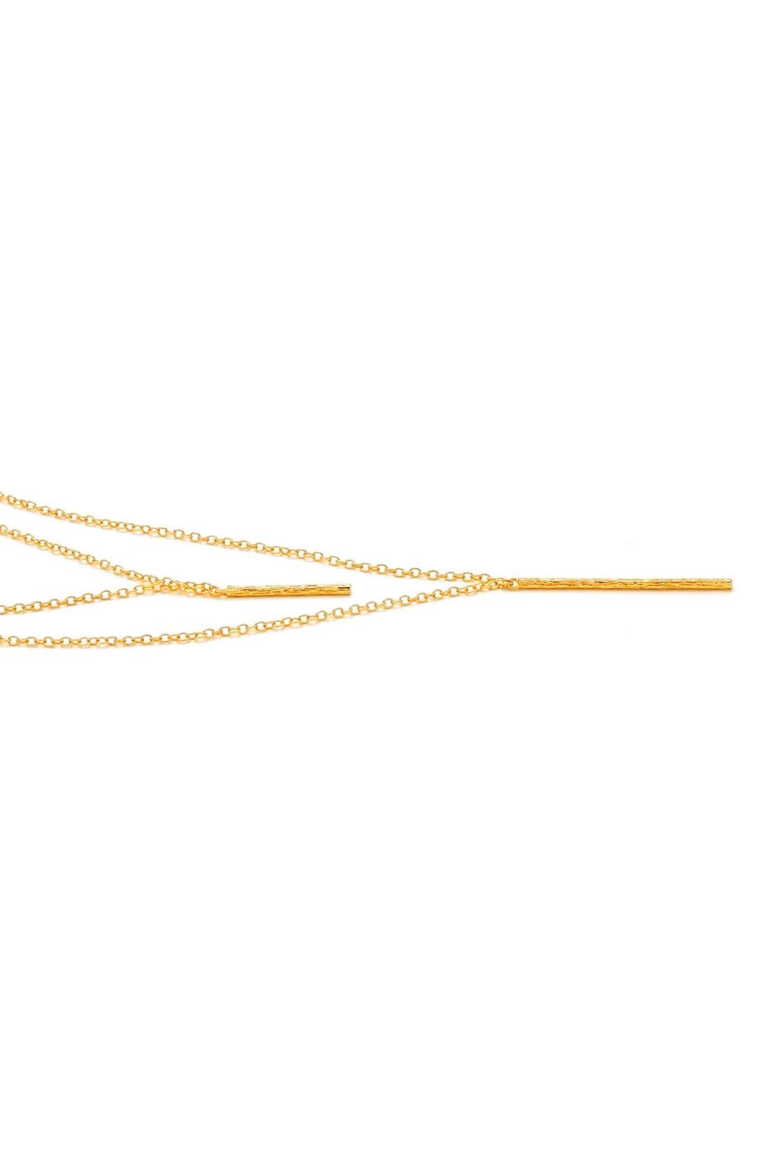 Alternate Image 3  - gorjana 'Kiernan' Layered Pendant Necklace