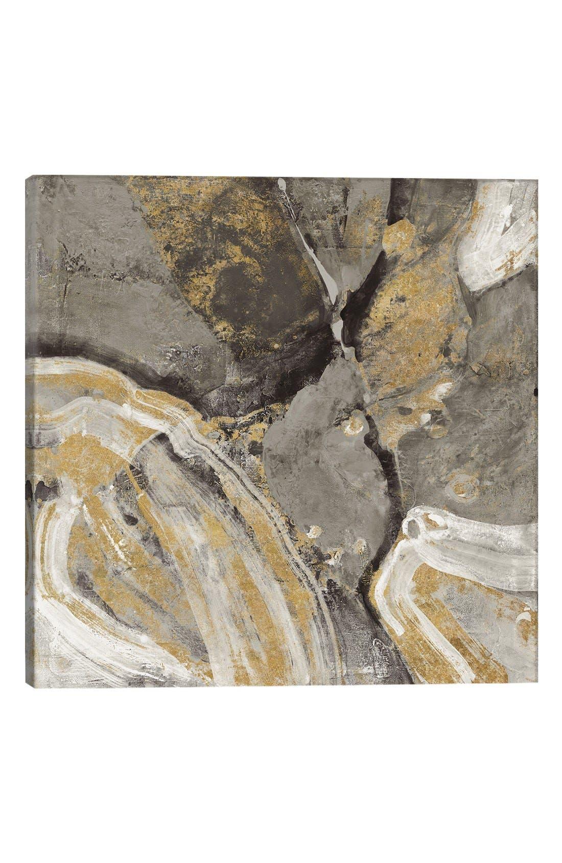 'Phoenix Neutral' Giclée Print Canvas Art,                         Main,                         color, Brown