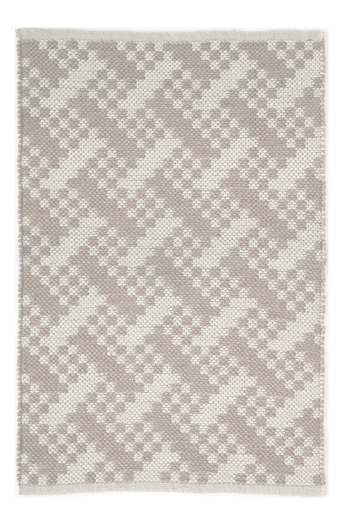 'Hudson' Indoor/Outdoor Rug,                             Main thumbnail 1, color,                             Sand