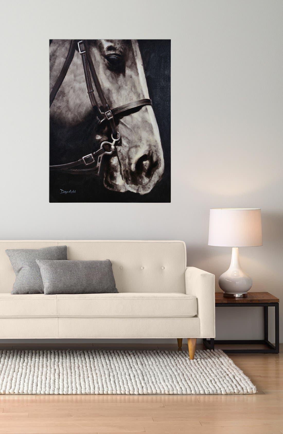 Alternate Image 3  - Renwil'Sir Edward 1' Canvas Wall Art
