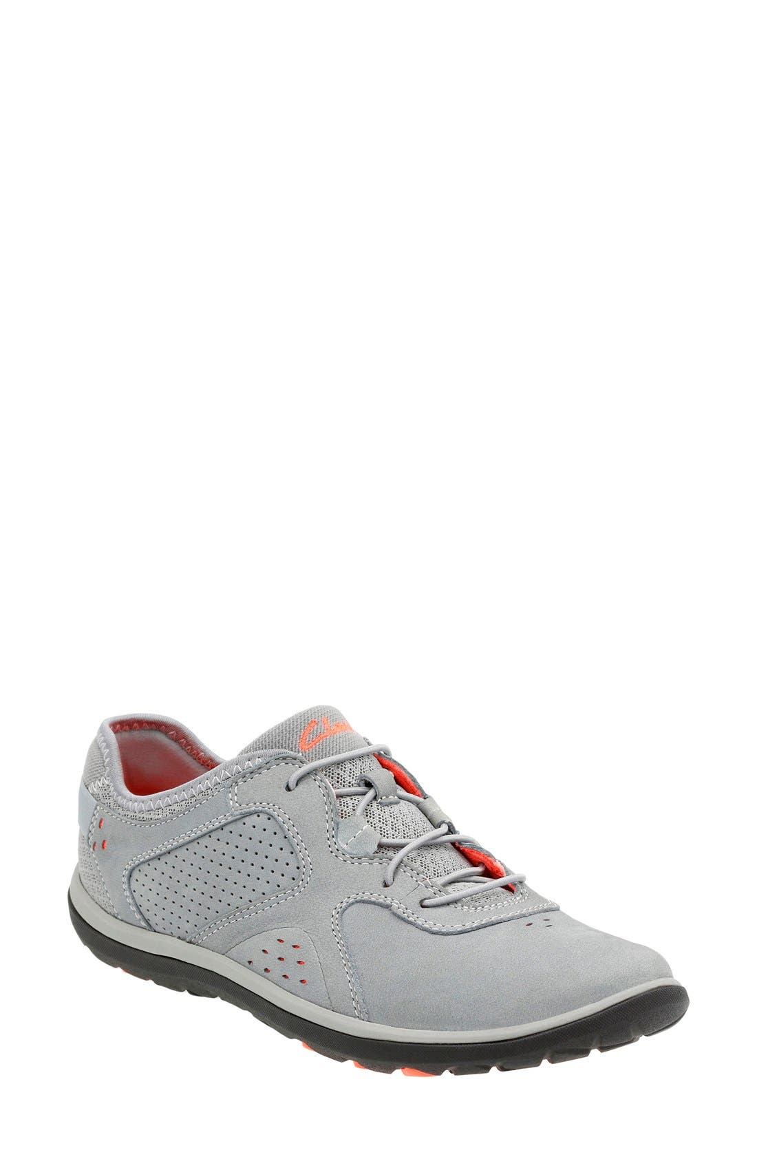 CLARKS<SUP>®</SUP> Aria Sneaker