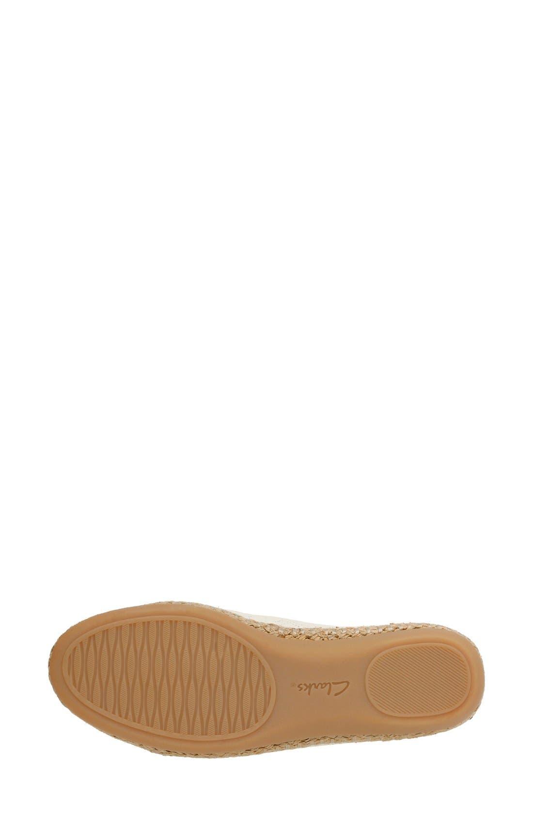 Alternate Image 4  - Clarks® 'Reeney Rita' Sneaker (Women)
