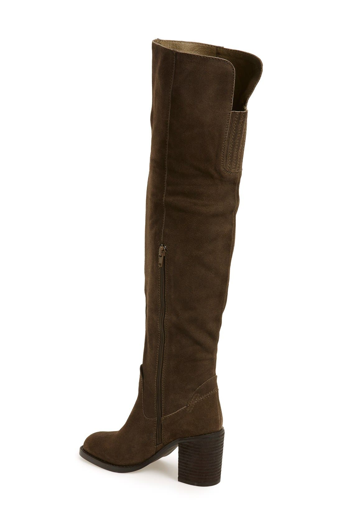Alternate Image 2  - Jeffrey Campbell 'Raylan' Over the Knee Boot (Women)