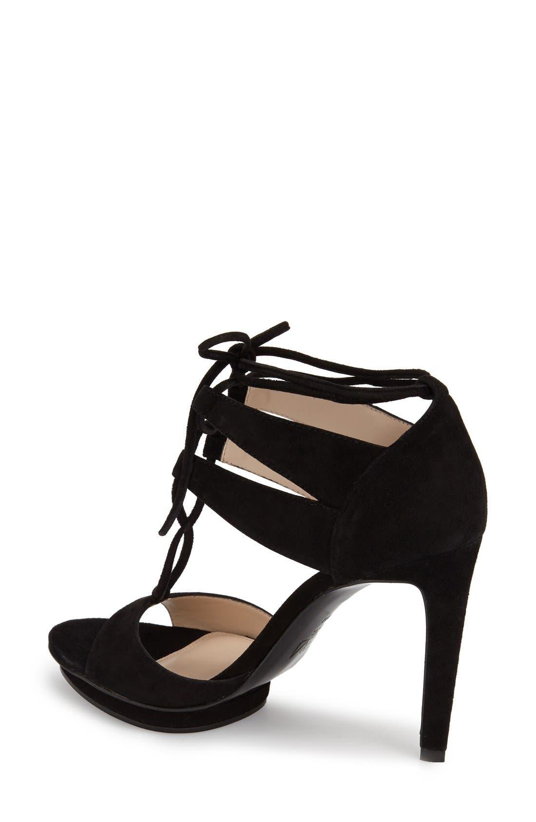 Alternate Image 2  - Pelle Moda 'Talbot' Lace-Up Sandal (Women)