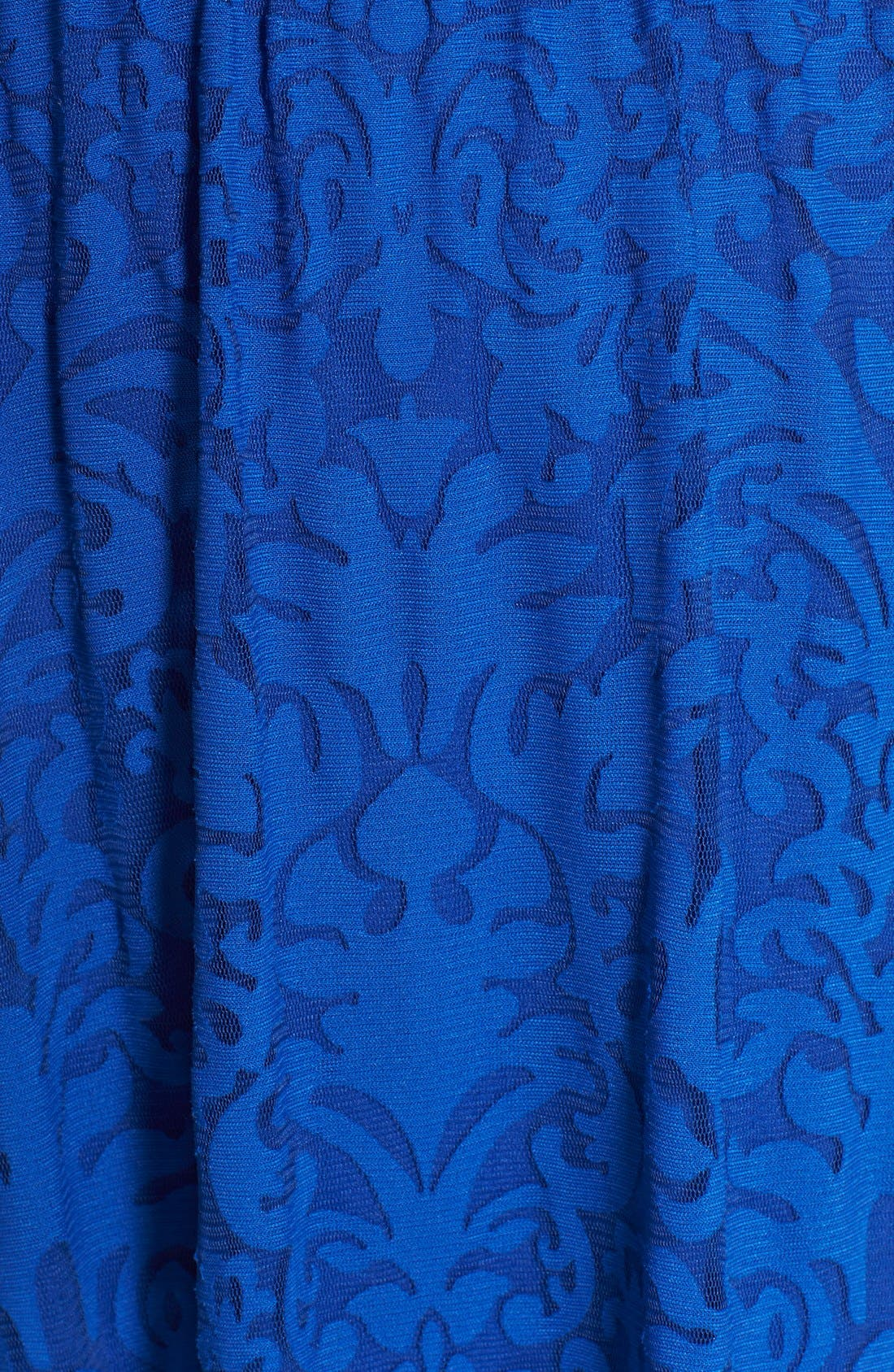 Alternate Image 5  - Maggy London Lace Halter Maxi Dress