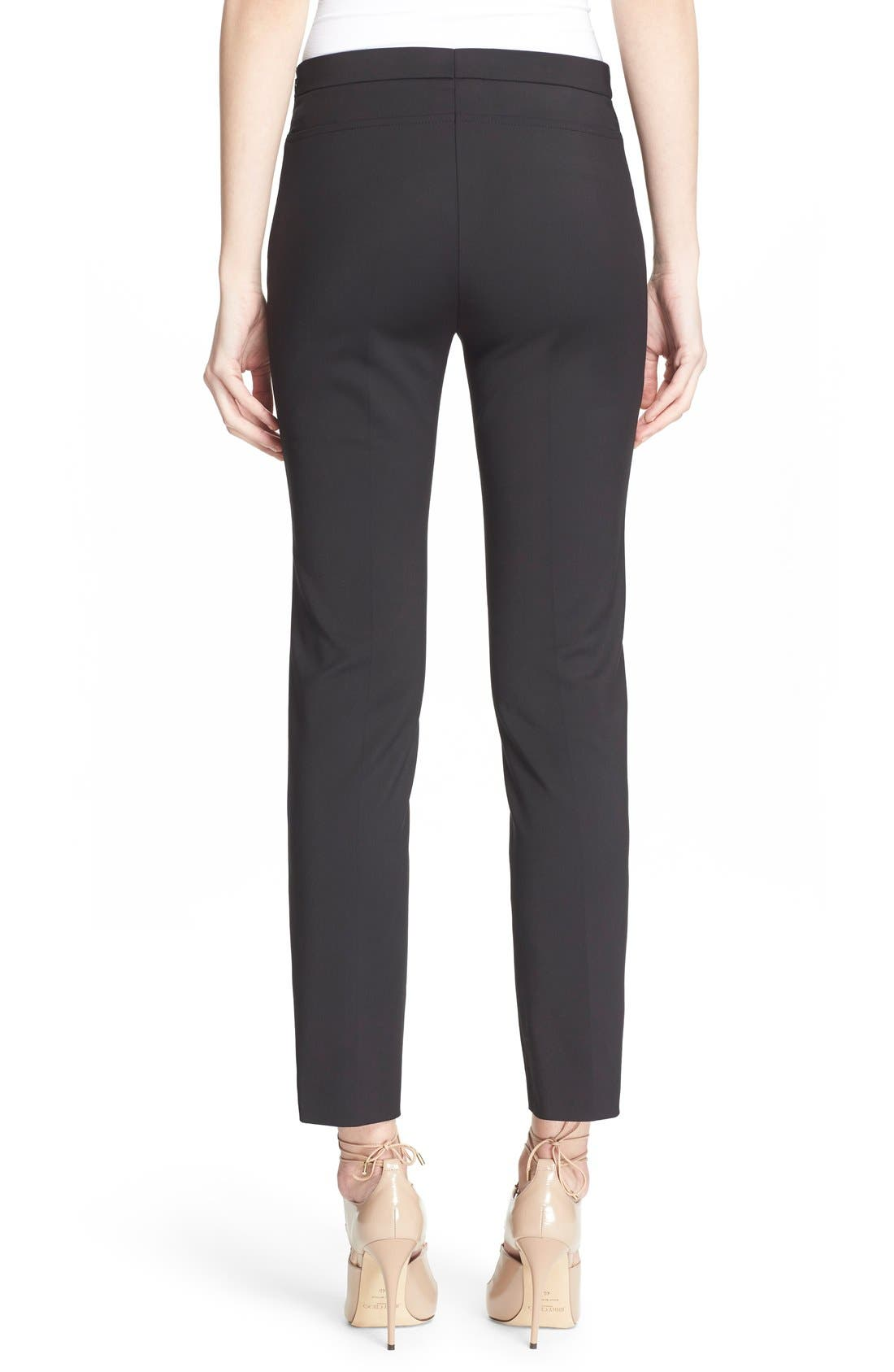 Alternate Image 2  - Akris punto 'Franca' Techno Cotton Pants