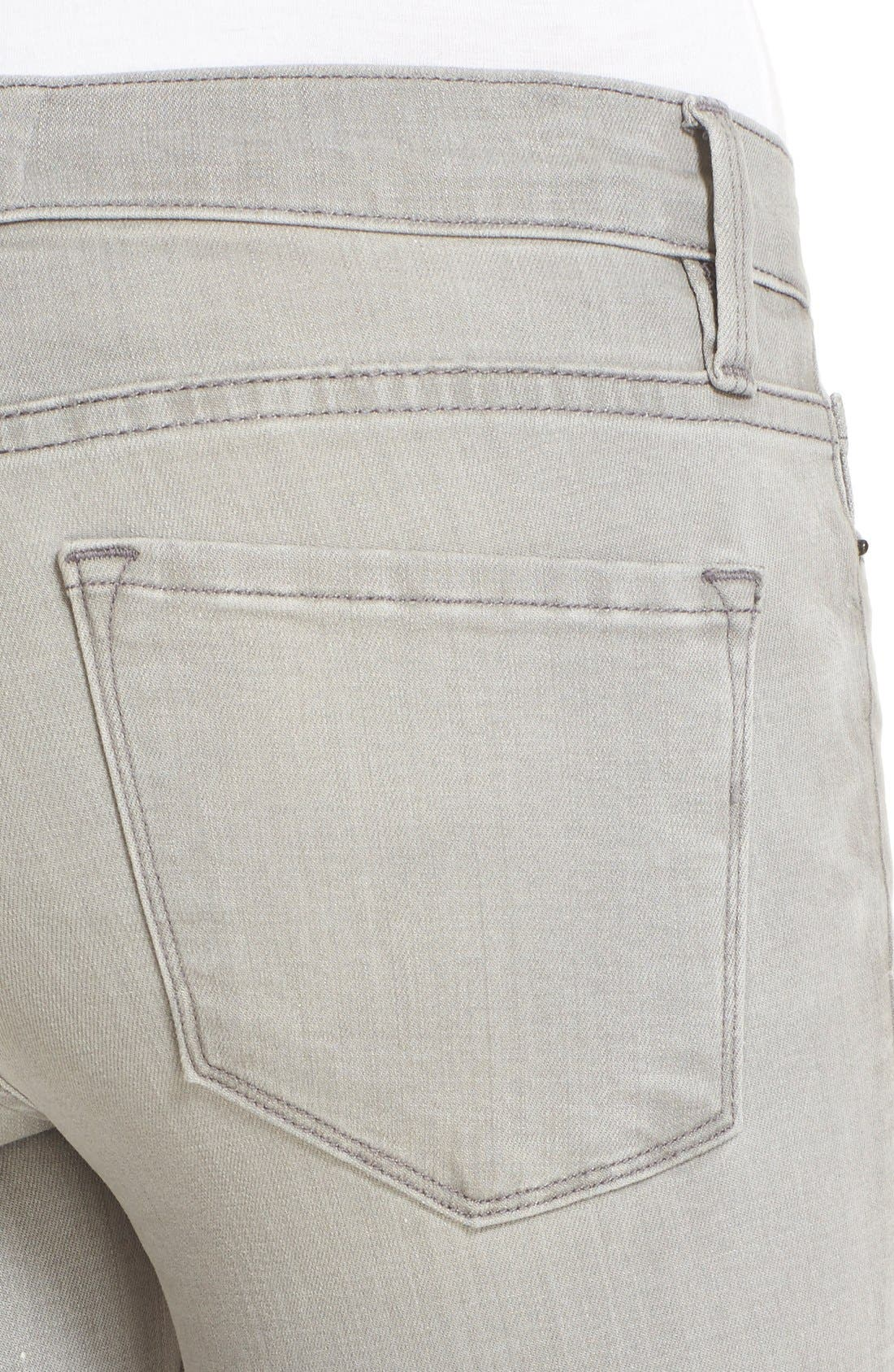 Alternate Image 5  - FRAME 'Le Skinny de Jeanne' Jeans (Wilton)