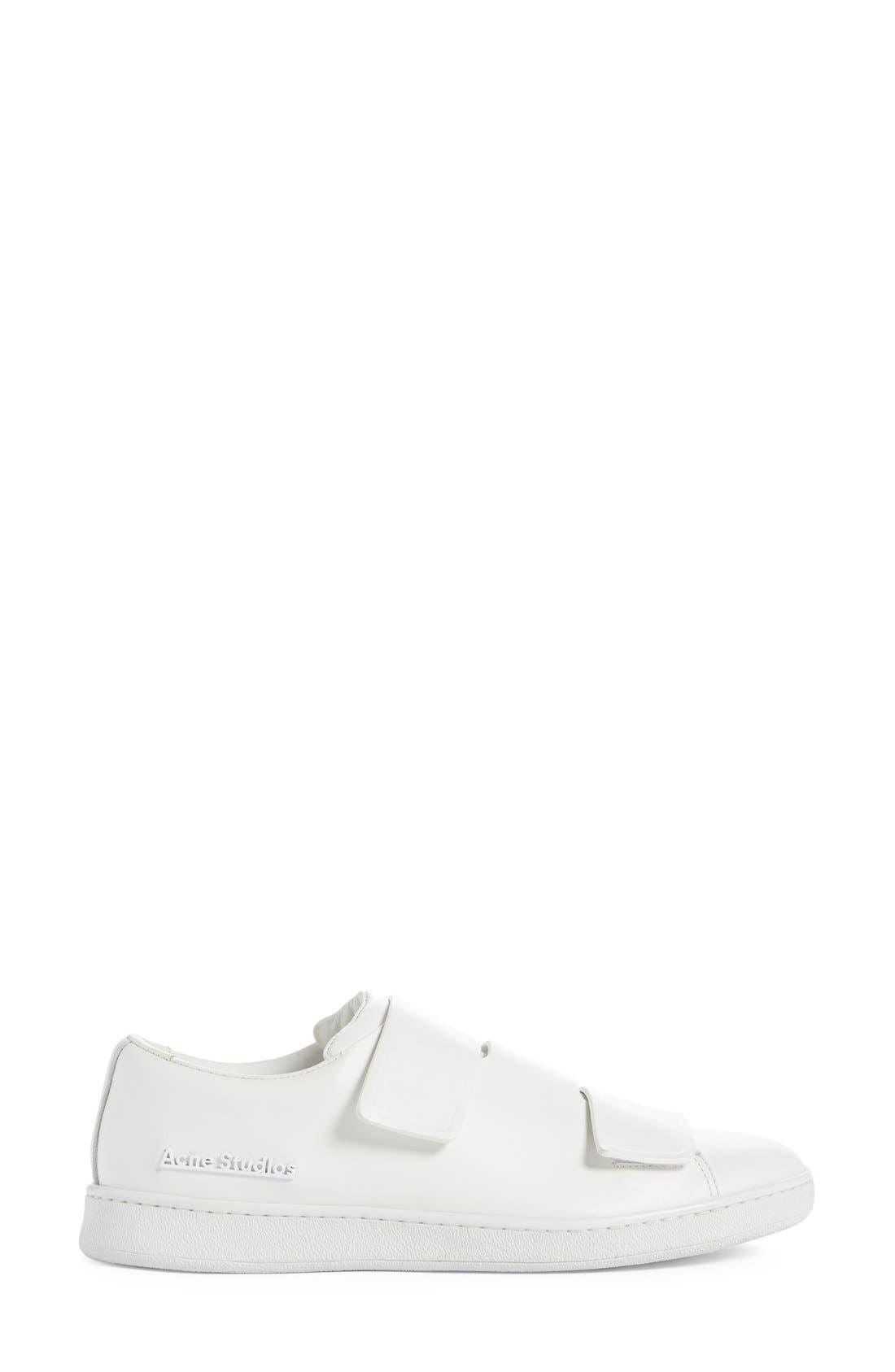 Alternate Image 4  - Acne Studios Triple Strap Sneaker (Women)