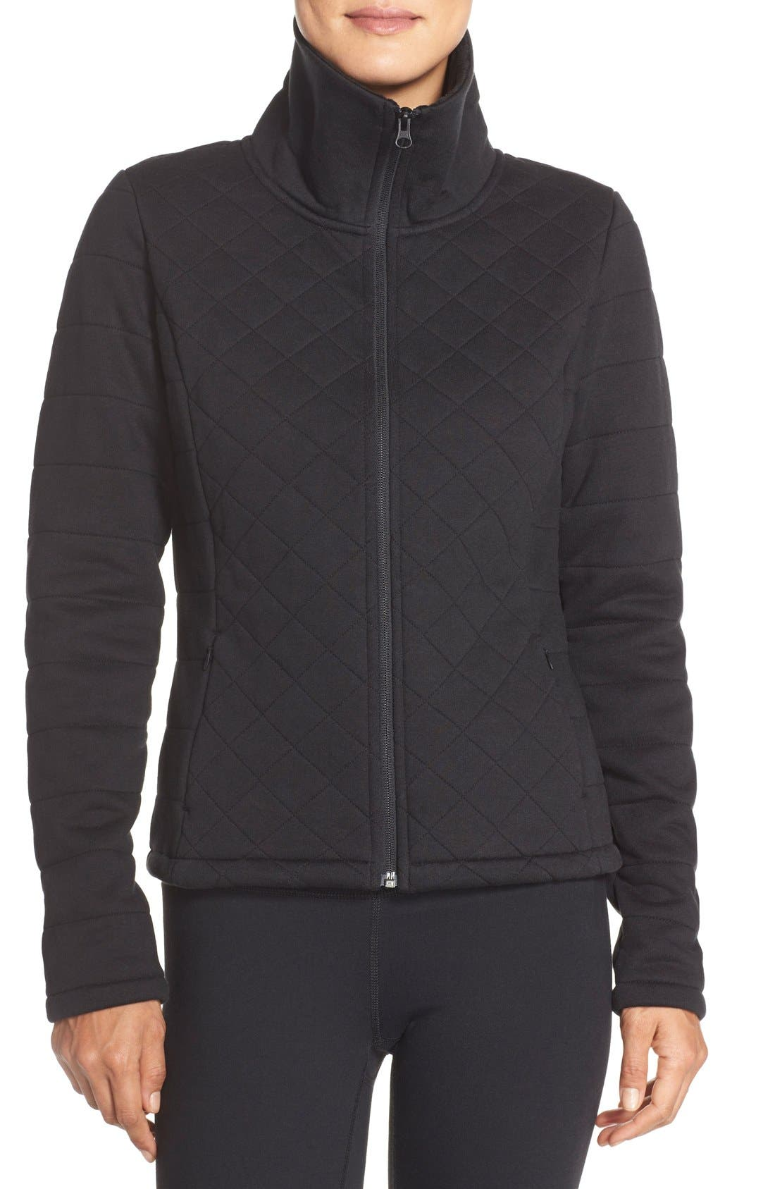 The North Face Caroluna Quilted Jacket Nordstrom