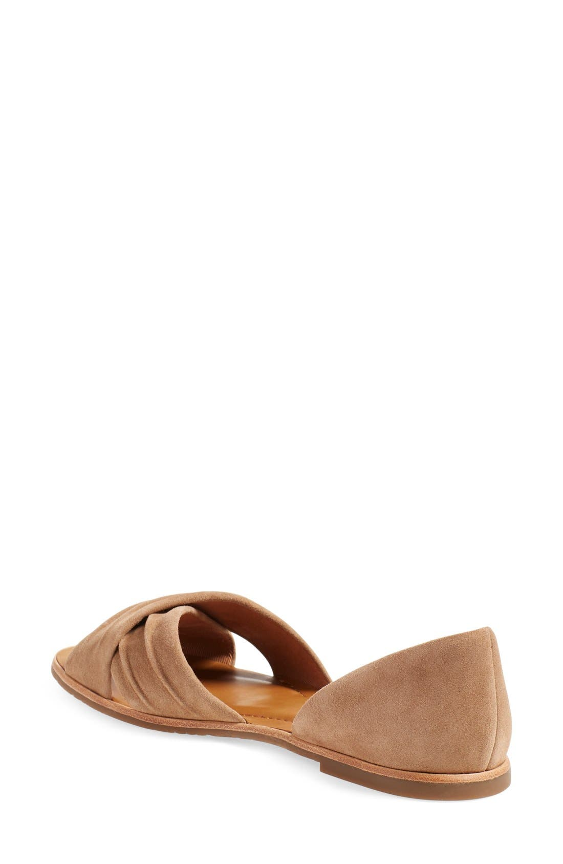 Alternate Image 2  - SARTO by Franco Sarto 'Vala' Flat Sandal (Women)