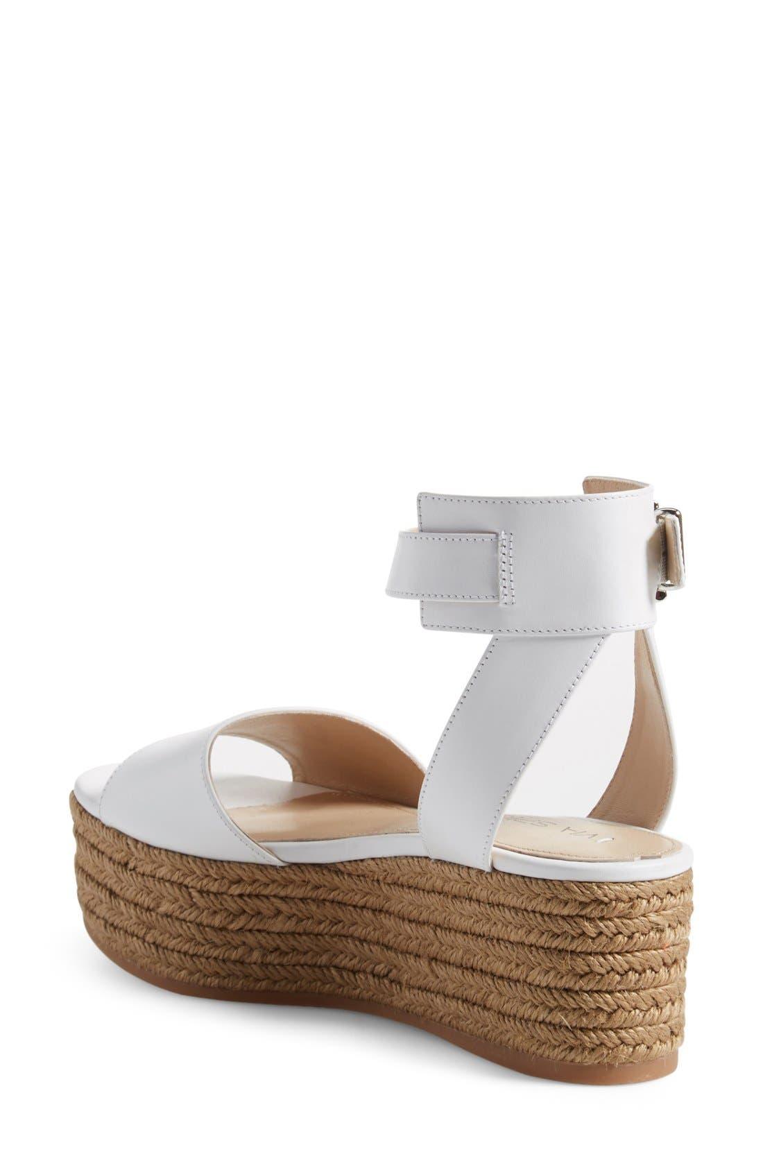 Alternate Image 2  - Via Spiga 'Nemy' Platform Sandal (Women)
