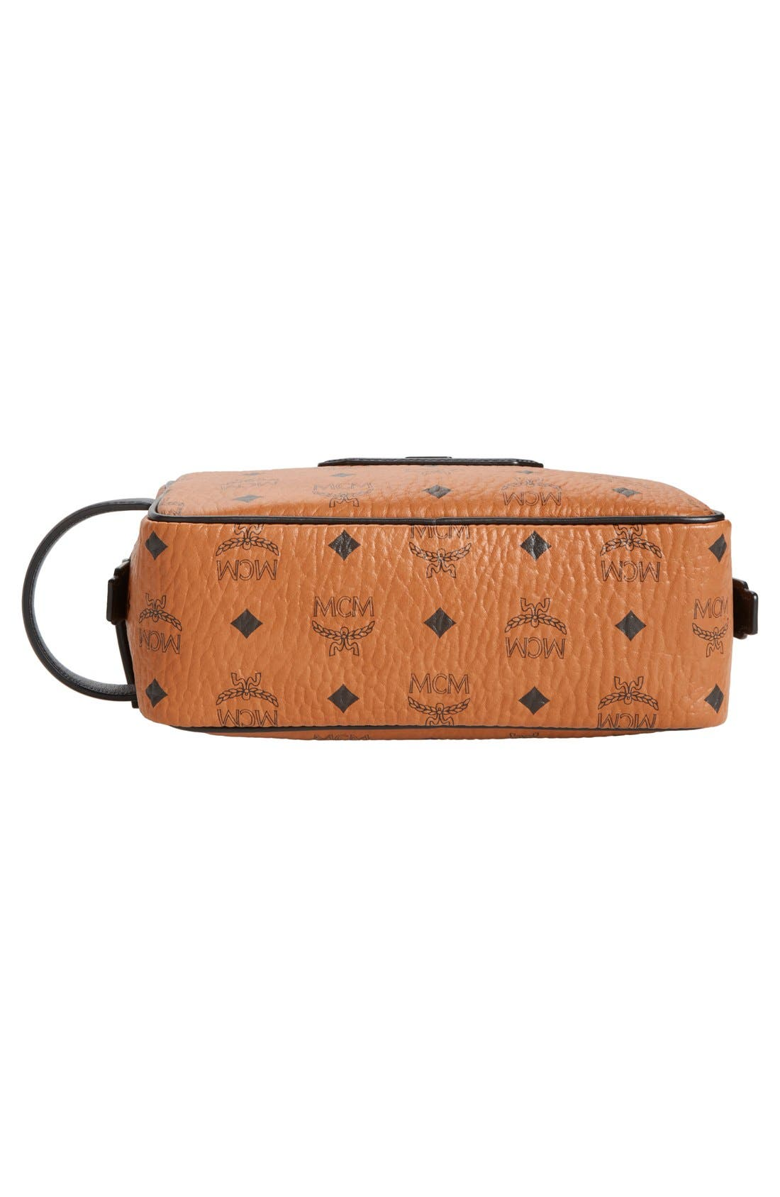 Alternate Image 6  - MCM 'Nomad - Visetos' Coated Canvas Cosmetics Case