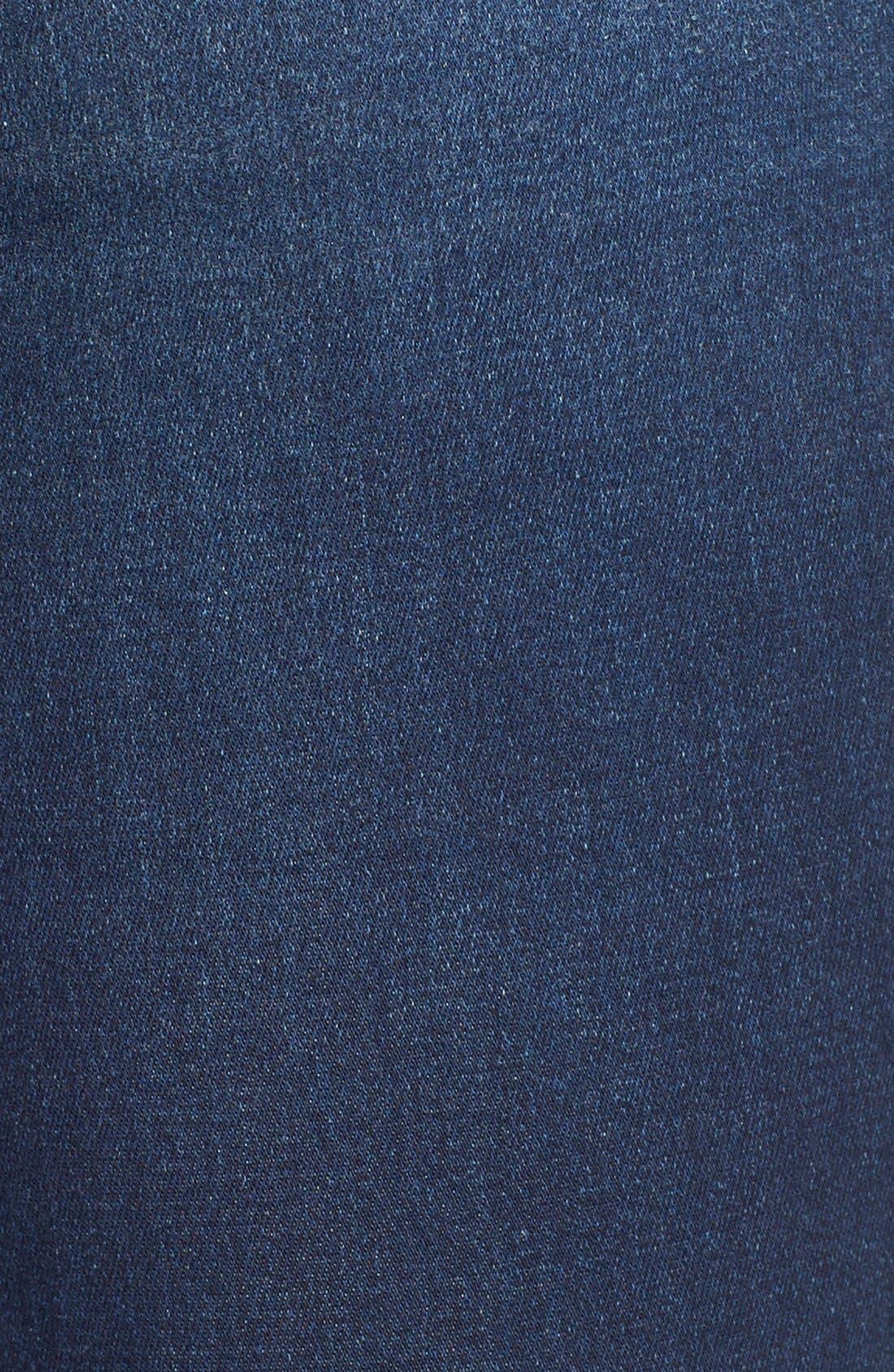 Alternate Image 5  - M.i.h. Jeans 'Superfit Marrakesh' Flare Jeans (Circle Blue)