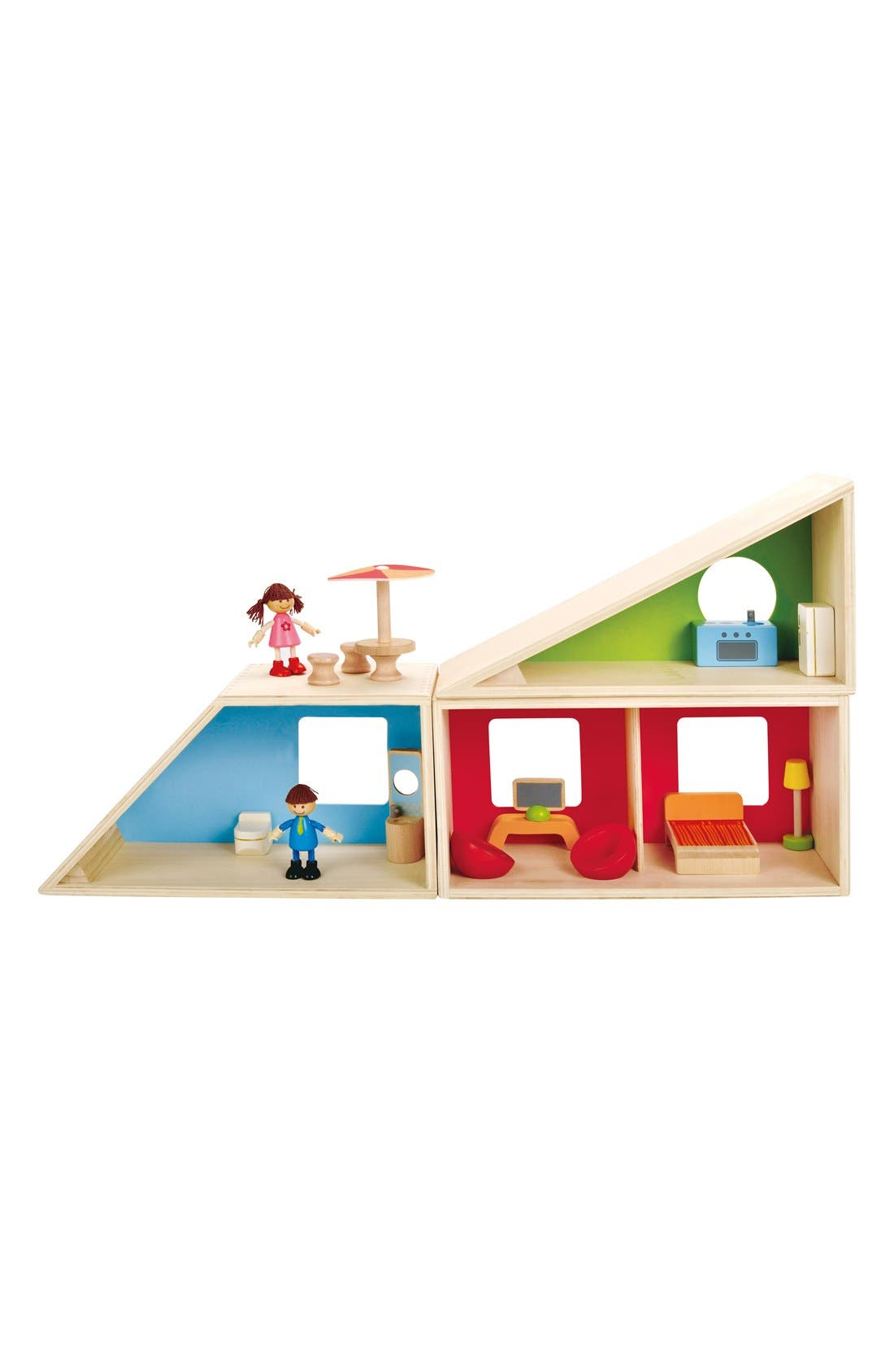 Alternate Image 4  - Hape Geometric Play House