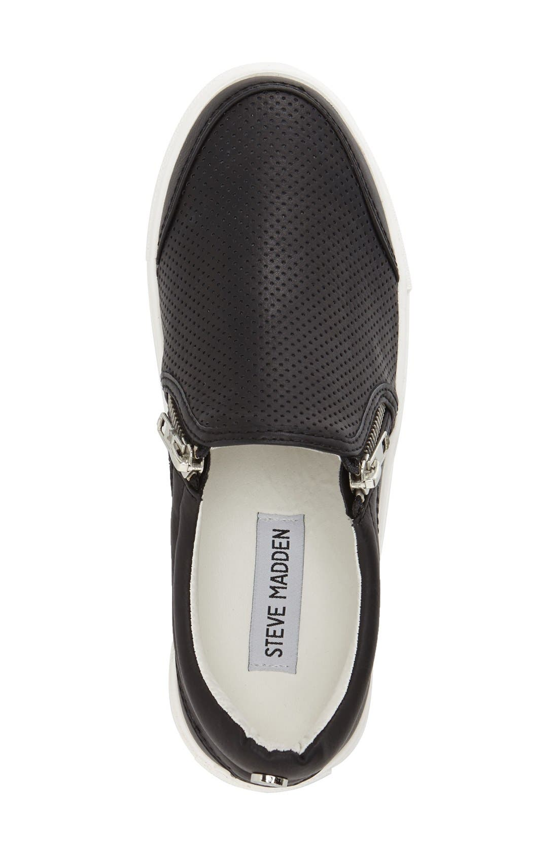 Alternate Image 3  - Steve Madden 'Ellias' Slip-On Sneaker (Women)
