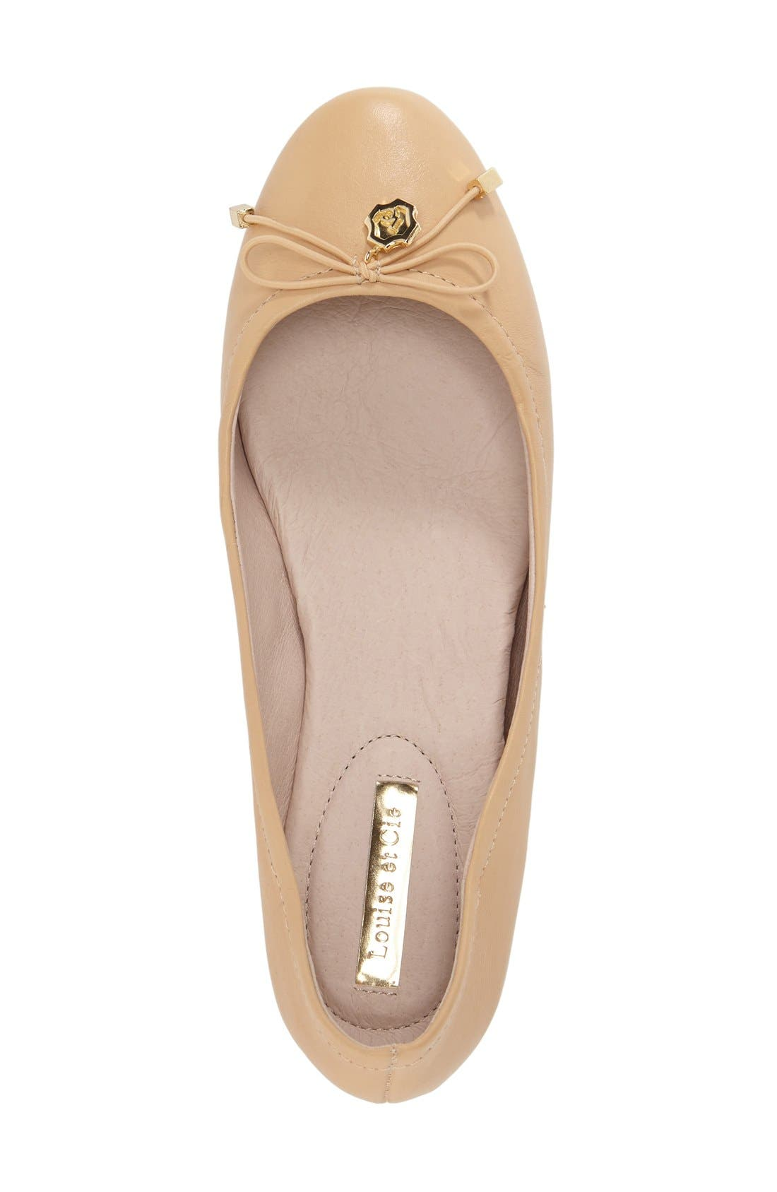 Alternate Image 3  - Louise et Cie 'Ferraria' Flat (Women)