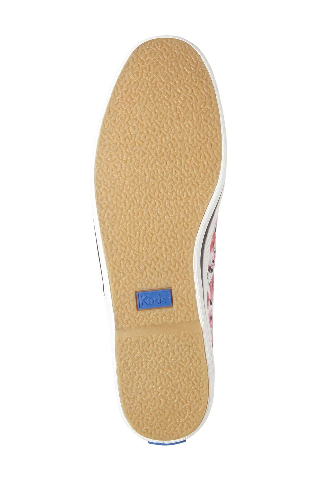 Alternate Image 4  - Keds® for kate spade new york 'kick' print sneaker (Women)