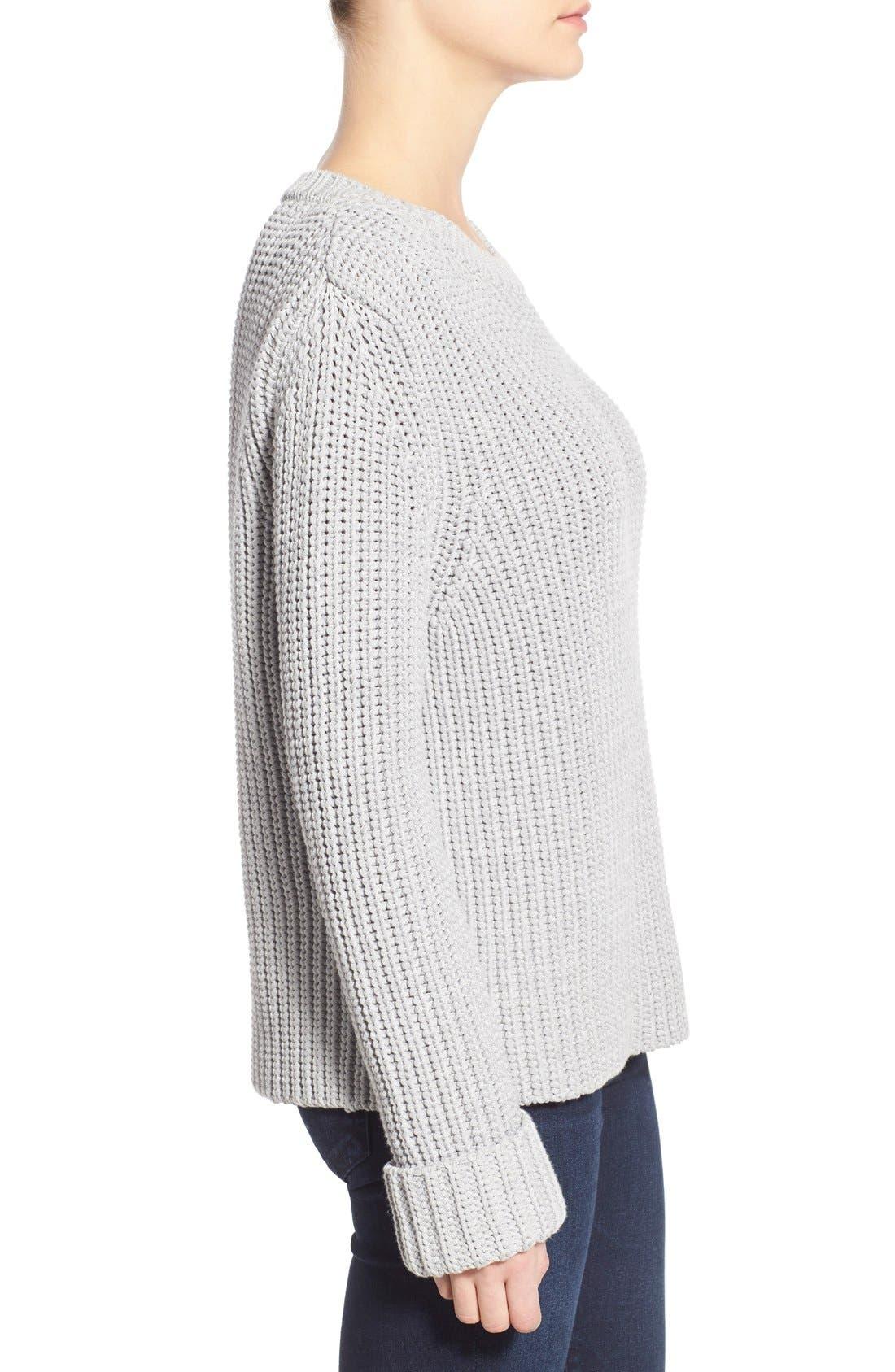 Alternate Image 3  - Barbour 'Clove Hitch' Crewneck Sweater